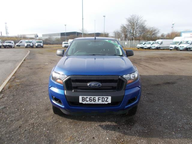 2016 Ford Ranger Double Cab Pick Up XL 2.2 EURO 5/6 (BC66FDZ) Image 2