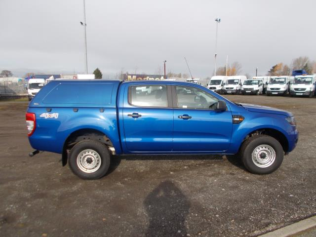 2016 Ford Ranger Double Cab Pick Up XL 2.2 EURO 5/6 (BC66FDZ) Image 10