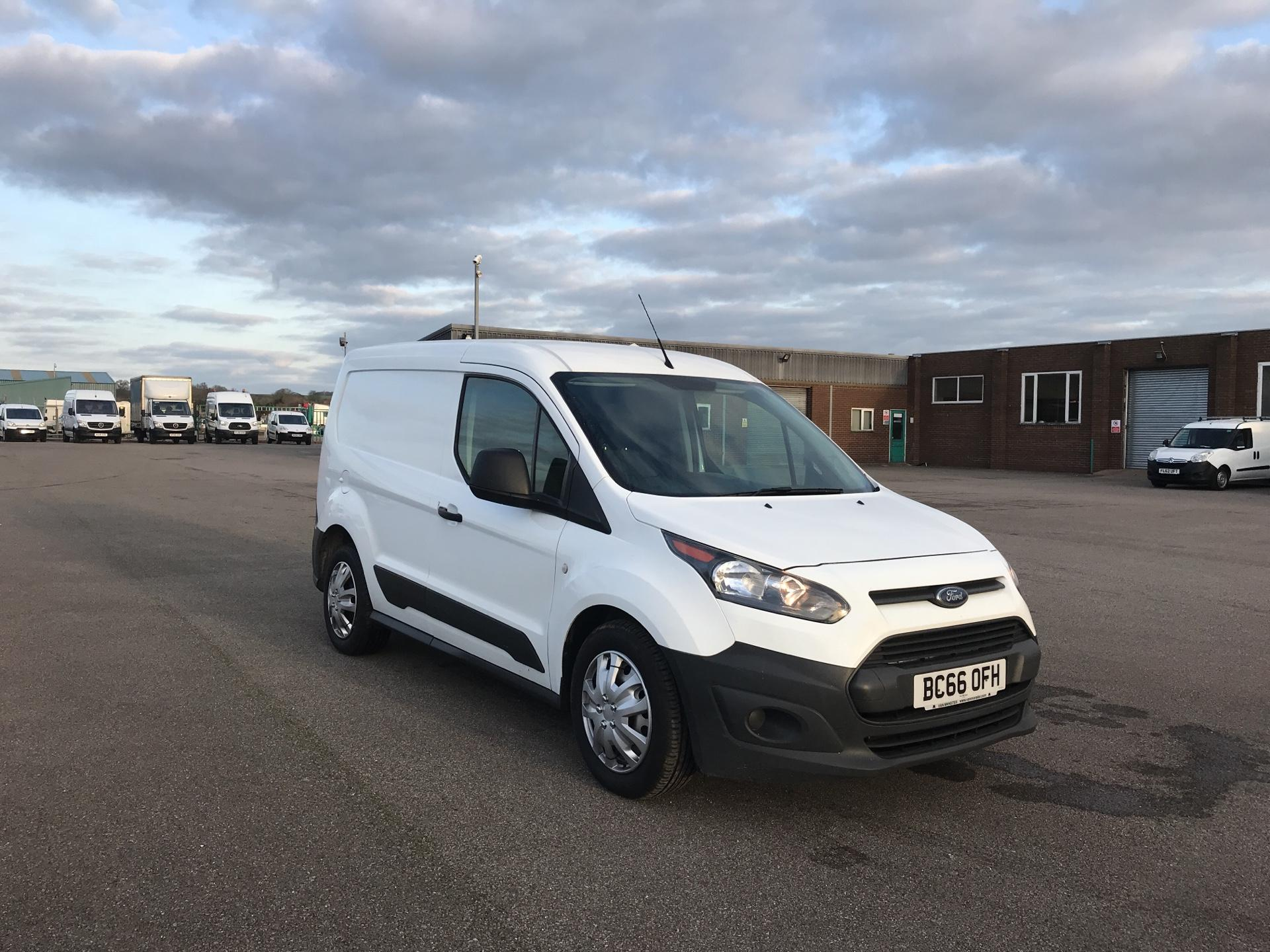 2017 Ford Transit Connect 220 L1 DIESEL 1.5 TDCI 100PS VAN EURO 6 (BC66OFH)