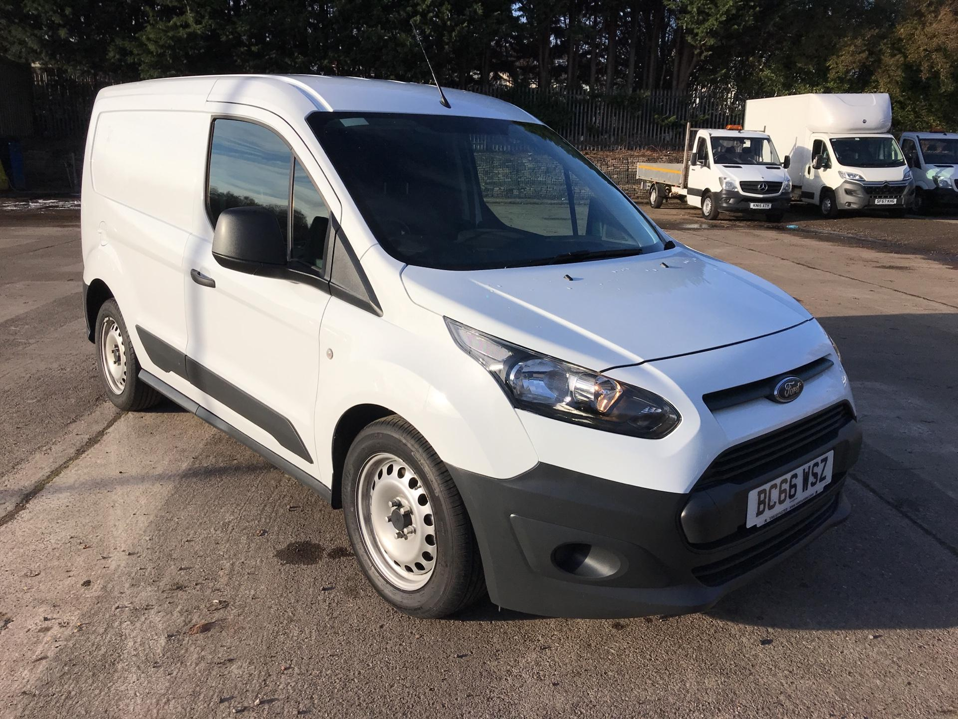 2017 Ford Transit Connect  220 L1 Diesel 1.5 TDCi 100PS Van EURO 6 (BC66WSZ)