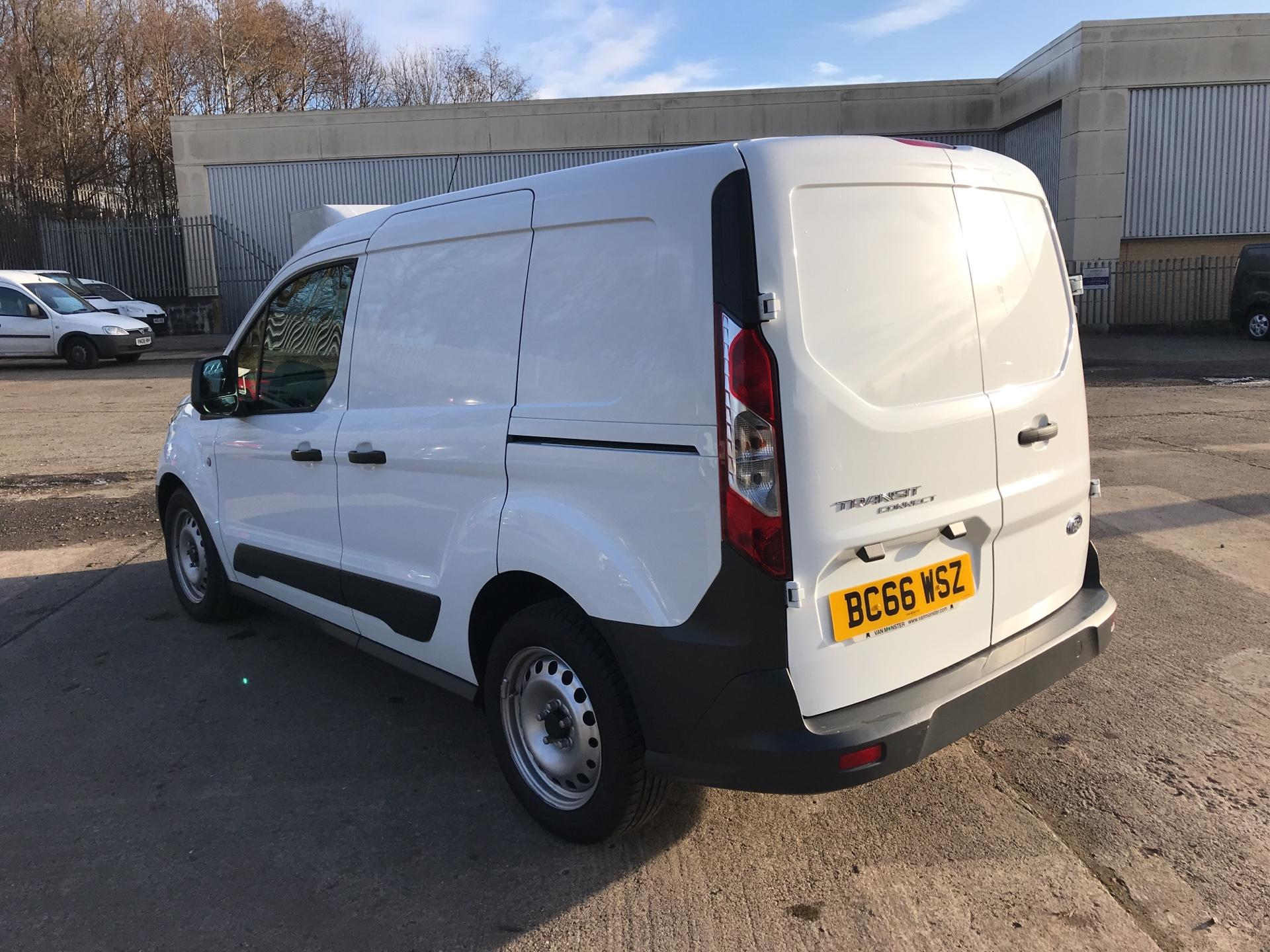 2017 Ford Transit Connect  220 L1 Diesel 1.5 TDCi 100PS Van EURO 6 (BC66WSZ) Image 5