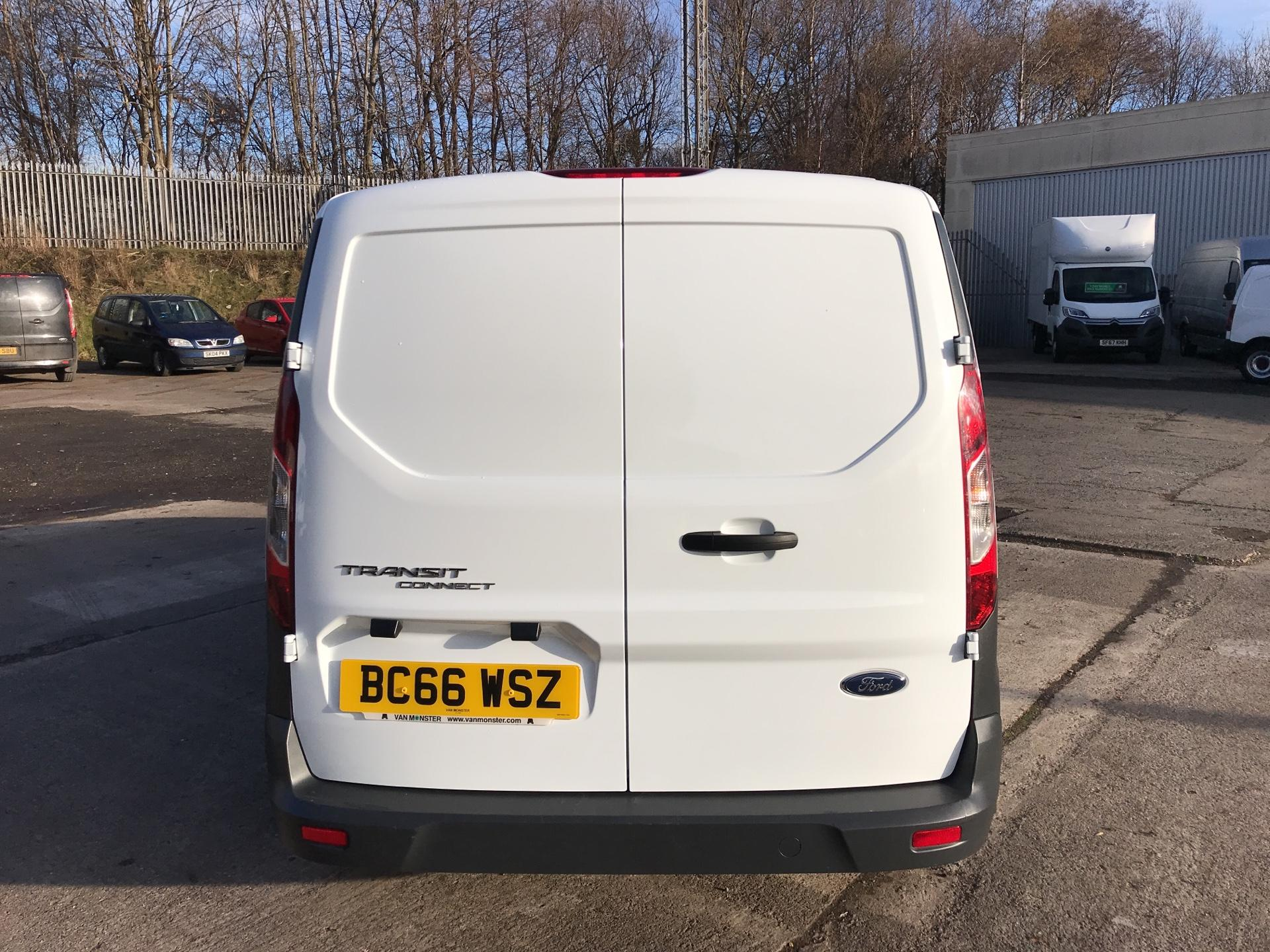 2017 Ford Transit Connect  220 L1 Diesel 1.5 TDCi 100PS Van EURO 6 (BC66WSZ) Image 4