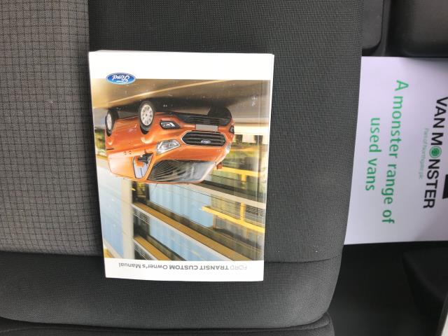 2018 Ford Transit Custom 300 L1 DIESEL FWD 2.0 TDCI 105PS LOW ROOF VAN EURO 6 (BD18ERJ) Image 46