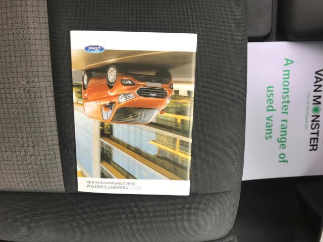 2018 Ford Transit Custom 300 L1 DIESEL FWD 2.0 TDCI 105PS LOW ROOF VAN EURO 6 (BD18ERJ) Image 47