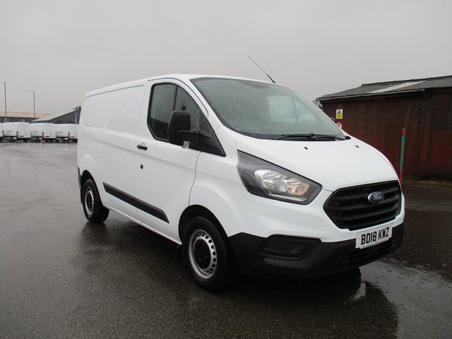 2018 Ford Transit Custom 300 L1 DIESEL FWD 2.0 TDCI 105PS LOW ROOF VAN EURO 6 (BD18KWZ)