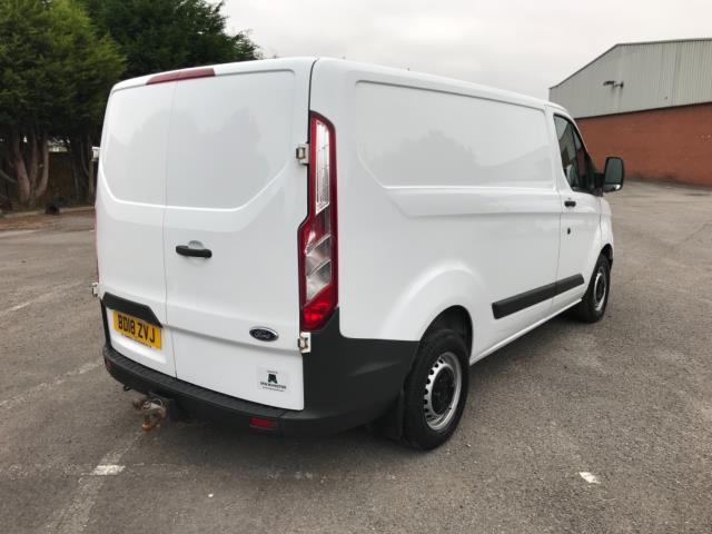2018 Ford Transit Custom 2.0 Tdci 105Ps Low Roof Van Euro 6 (BD18ZVJ) Image 7