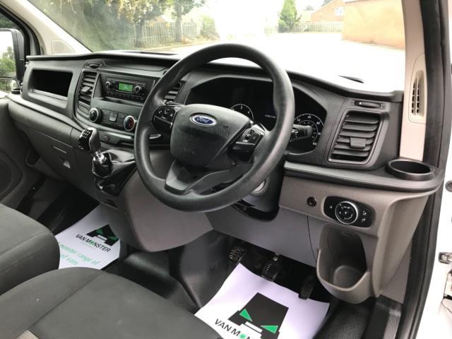 2018 Ford Transit Custom 2.0 Tdci 105Ps Low Roof Van Euro 6 (BD18ZVJ) Image 11