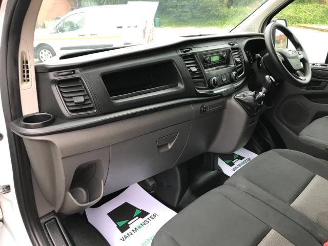 2018 Ford Transit Custom 2.0 Tdci 105Ps Low Roof Van Euro 6 (BD18ZVJ) Image 28