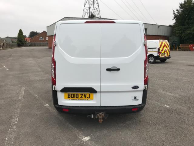 2018 Ford Transit Custom 2.0 Tdci 105Ps Low Roof Van Euro 6 (BD18ZVJ) Image 6