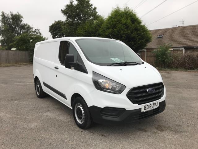 2018 Ford Transit Custom 2.0 Tdci 105Ps Low Roof Van Euro 6 (BD18ZVJ) Image 1