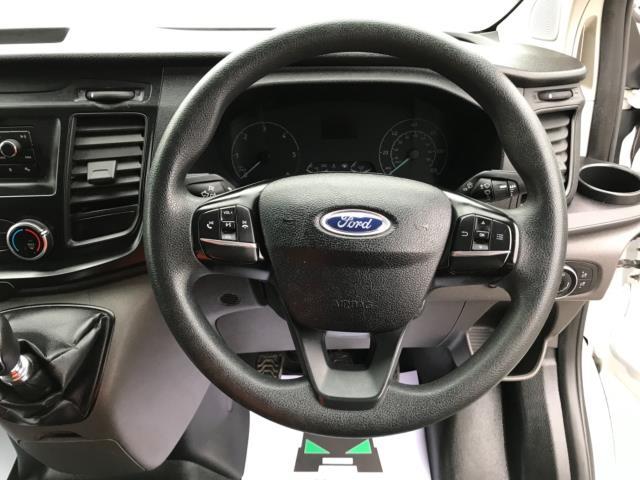 2018 Ford Transit Custom 2.0 Tdci 105Ps Low Roof Van Euro 6 (BD18ZVJ) Image 17
