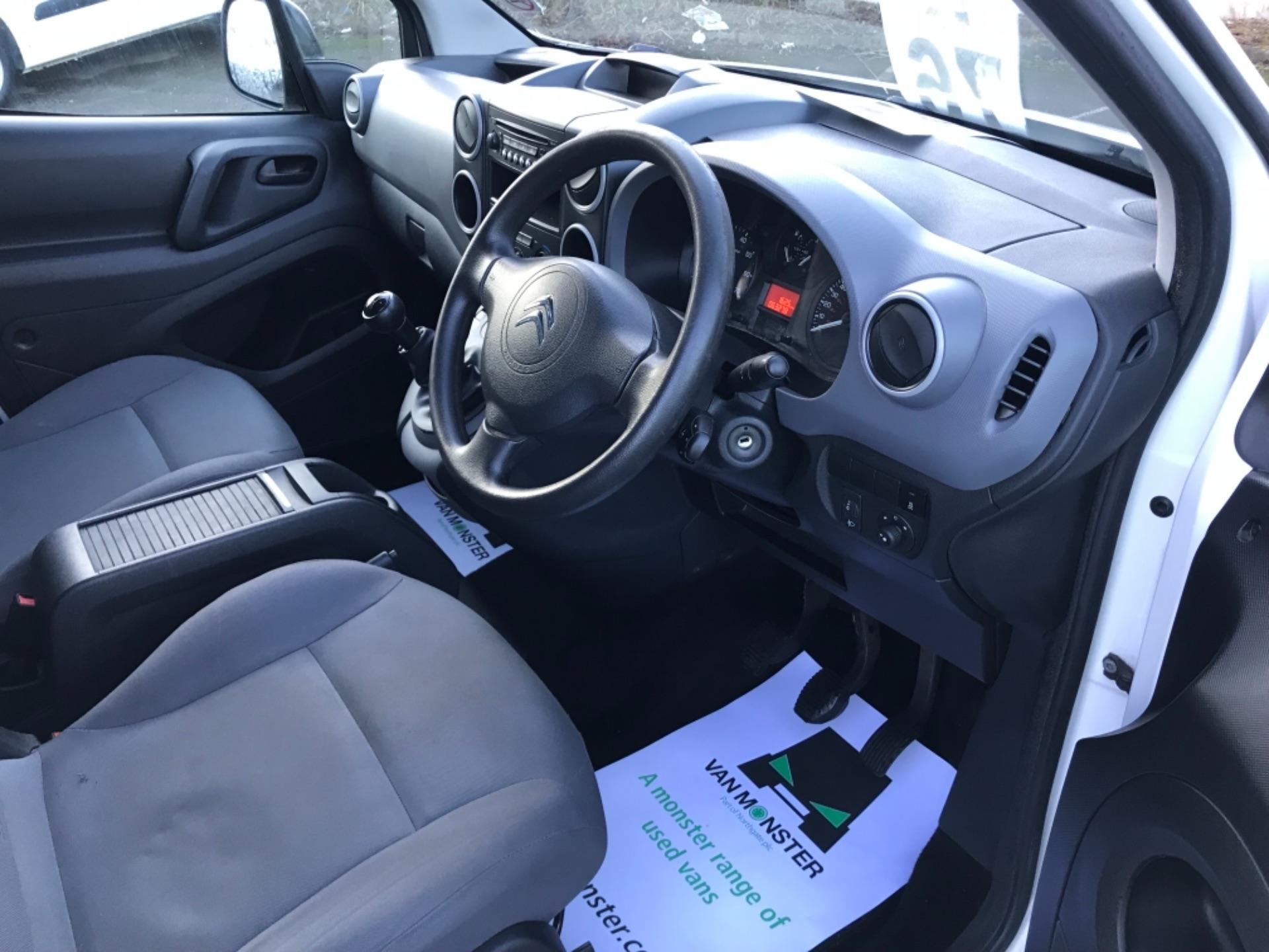 2014 Citroen Berlingo L1 Diesel 1.6 HDI 850 X 90PS [SLD] EURO 5 (BD64SUY) Image 9