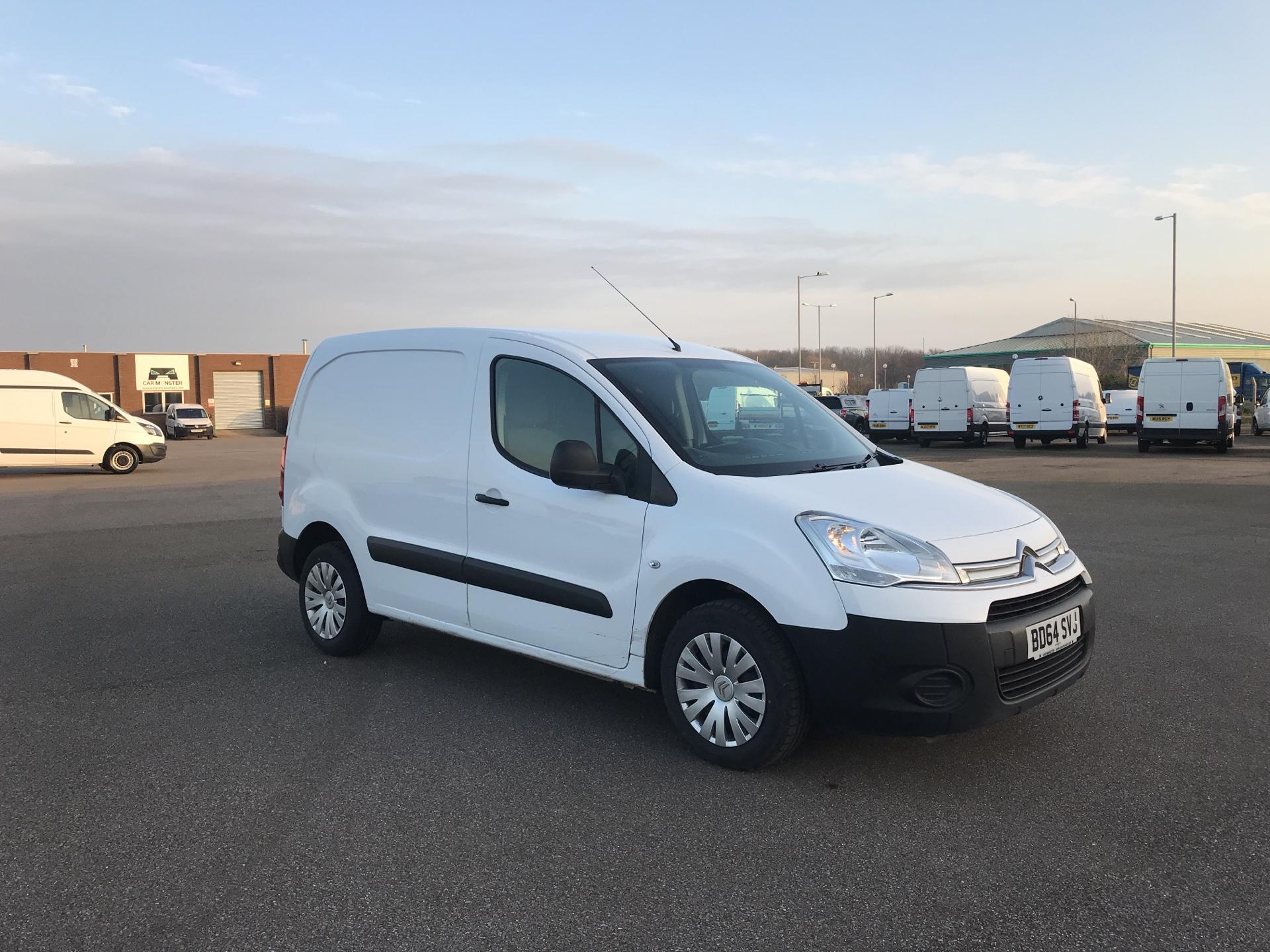 2014 Citroen Berlingo L1 DIESEL 1.6 HDI 625KG X 90PS (SLD) EURO 5. VALUE RANGE VEHICLE - CONDITION REFLECTED IN PRICE (BD64SVJ)