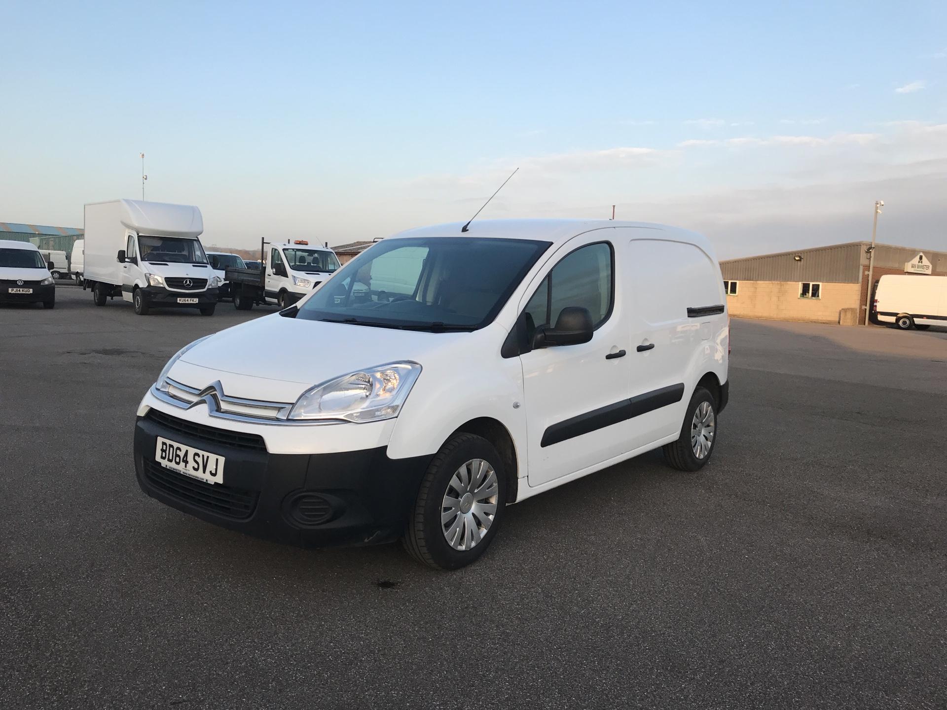 2014 Citroen Berlingo L1 DIESEL 1.6 HDI 625KG X 90PS (SLD) EURO 5. VALUE RANGE VEHICLE - CONDITION REFLECTED IN PRICE (BD64SVJ) Image 7