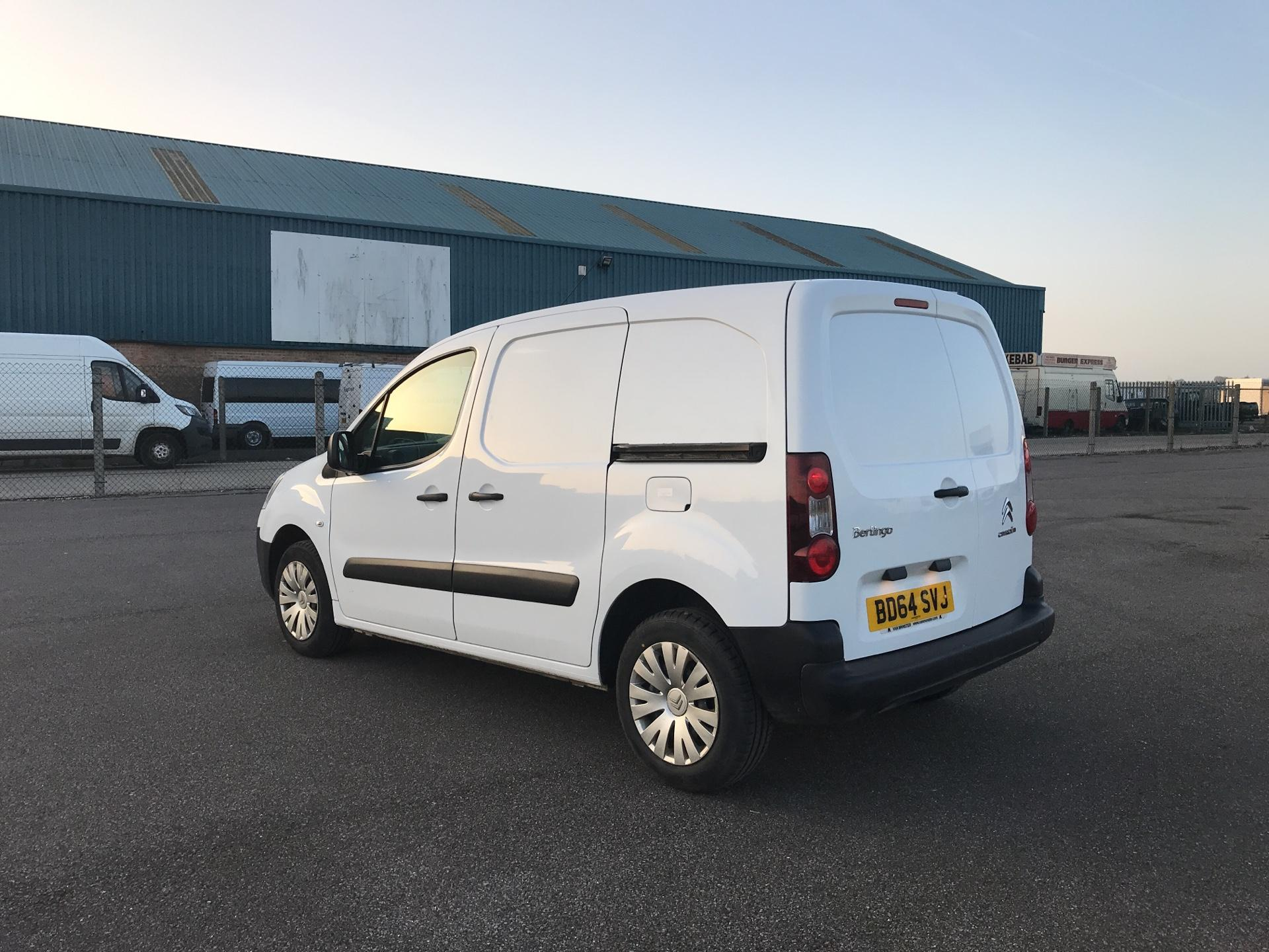 2014 Citroen Berlingo L1 DIESEL 1.6 HDI 625KG X 90PS (SLD) EURO 5. VALUE RANGE VEHICLE - CONDITION REFLECTED IN PRICE (BD64SVJ) Image 5
