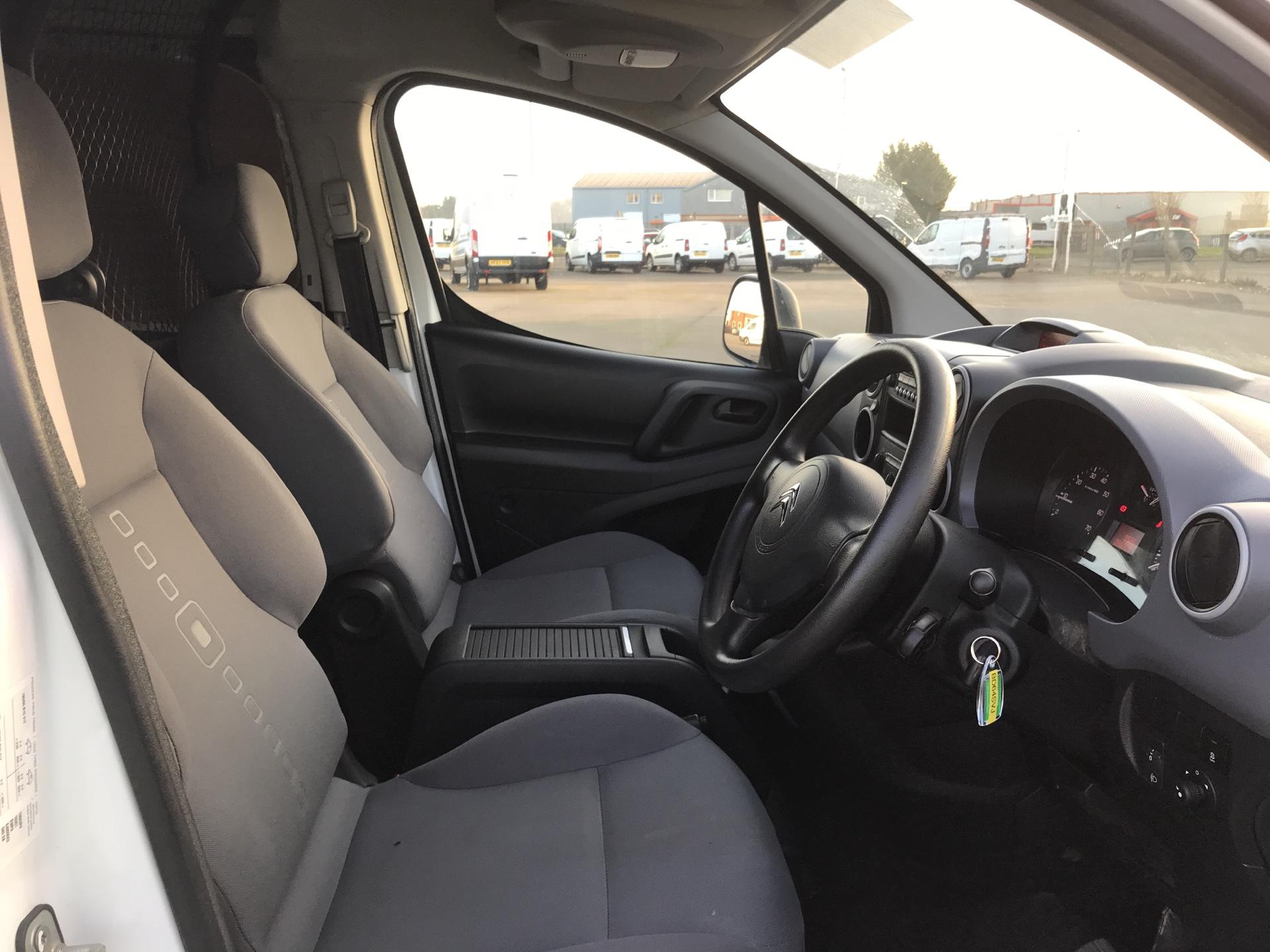 2014 Citroen Berlingo L1 DIESEL 1.6 HDI 625KG X 90PS (SLD) EURO 5. VALUE RANGE VEHICLE - CONDITION REFLECTED IN PRICE (BD64SVJ) Image 9