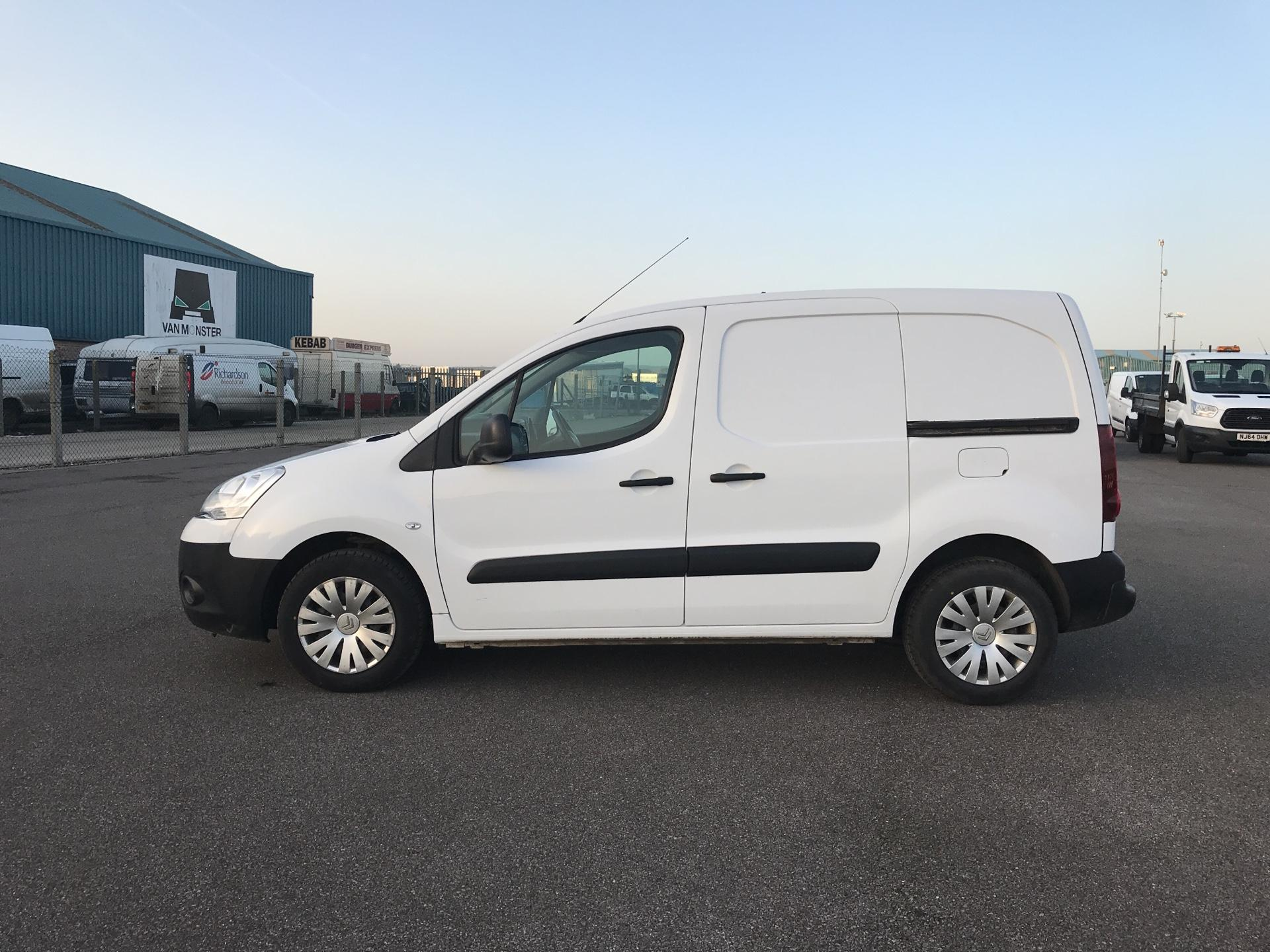 2014 Citroen Berlingo L1 DIESEL 1.6 HDI 625KG X 90PS (SLD) EURO 5. VALUE RANGE VEHICLE - CONDITION REFLECTED IN PRICE (BD64SVJ) Image 6
