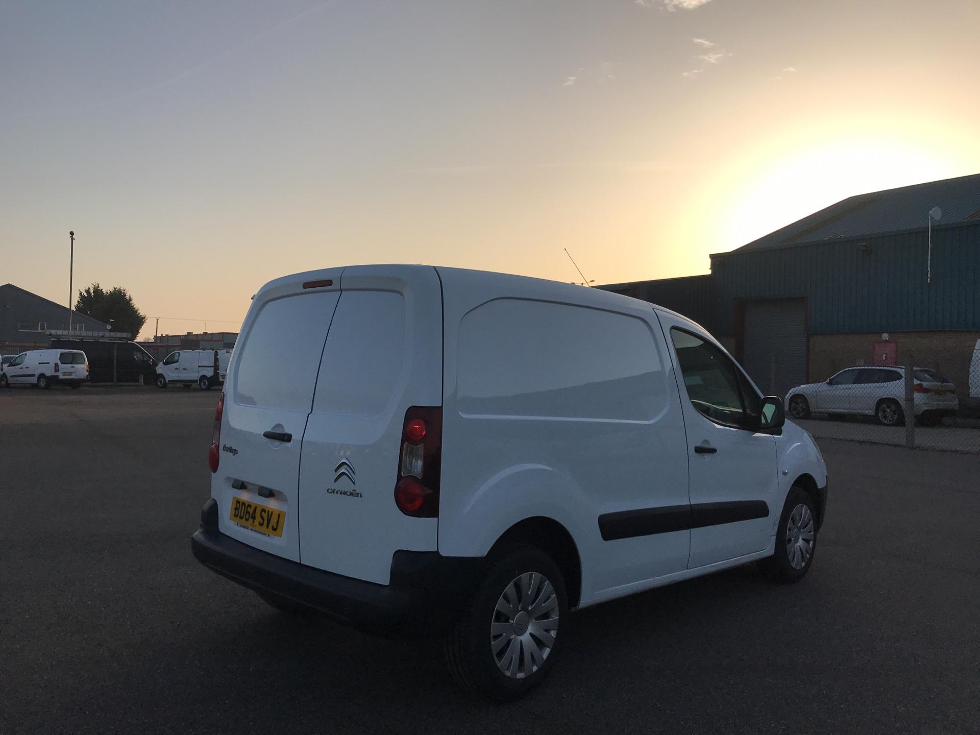 2014 Citroen Berlingo L1 DIESEL 1.6 HDI 625KG X 90PS (SLD) EURO 5. VALUE RANGE VEHICLE - CONDITION REFLECTED IN PRICE (BD64SVJ) Image 3