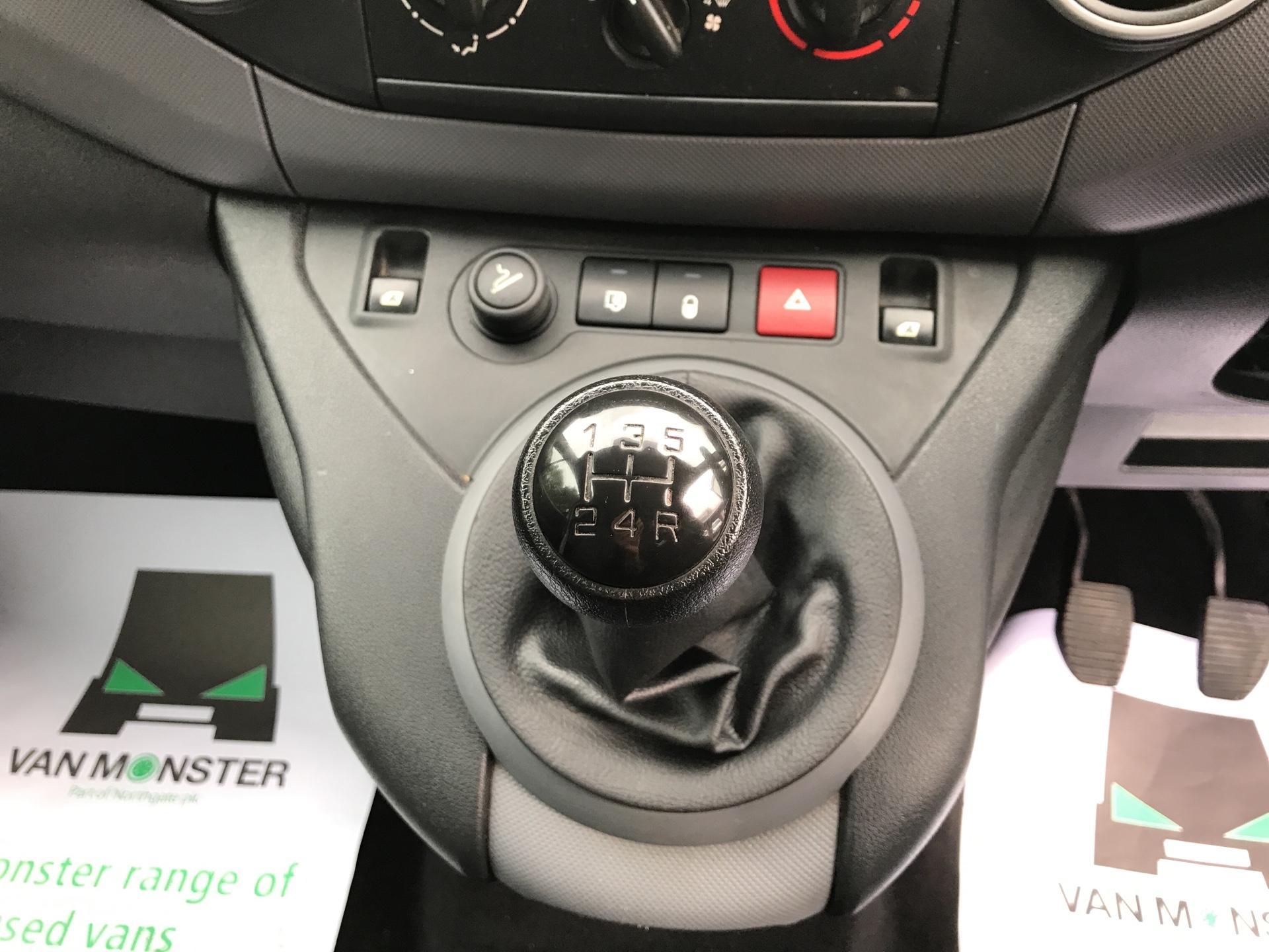 2014 Citroen Berlingo 1.6 Hdi 850Kg X 90Ps [Sld] Euro 5 (BD64SVU) Image 11