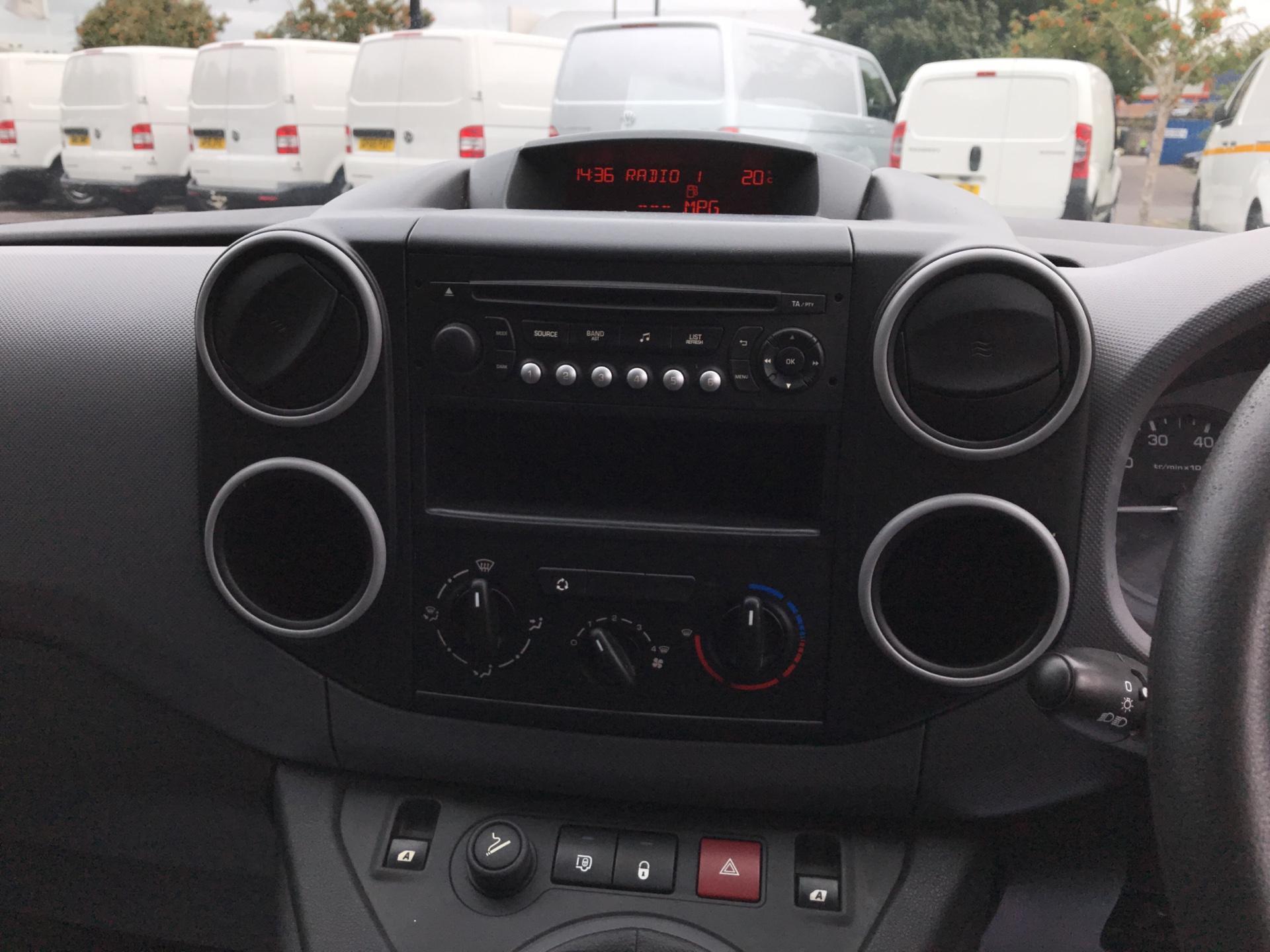 2014 Citroen Berlingo 1.6 Hdi 850Kg X 90Ps [Sld] Euro 5 (BD64SVU) Image 10