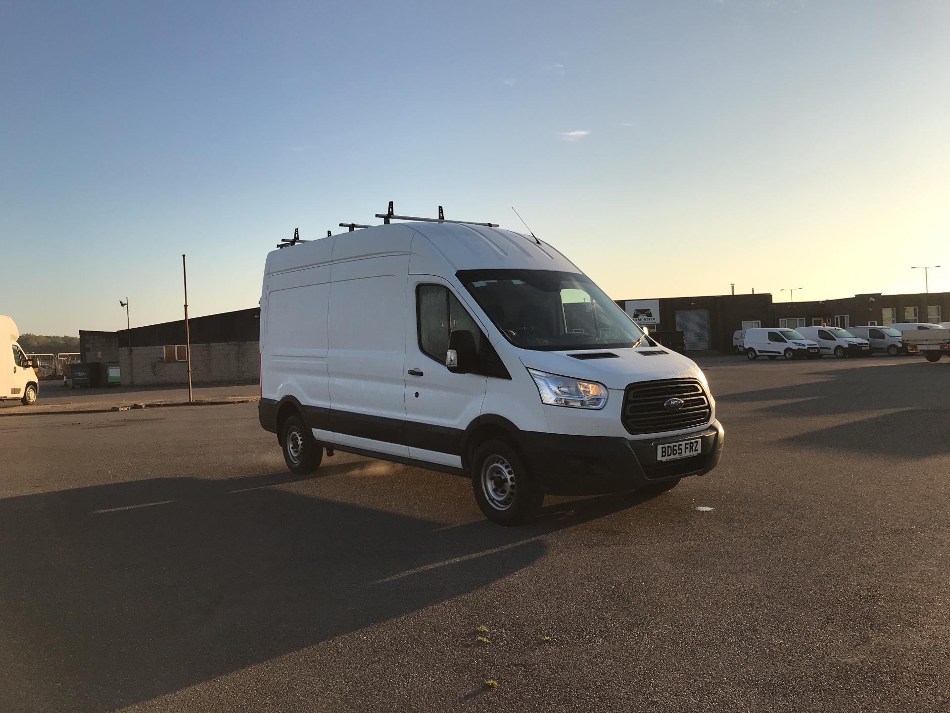 2015 Ford Transit 350 L3 H3 VAN 125PS EURO 5 (BD65FRZ)