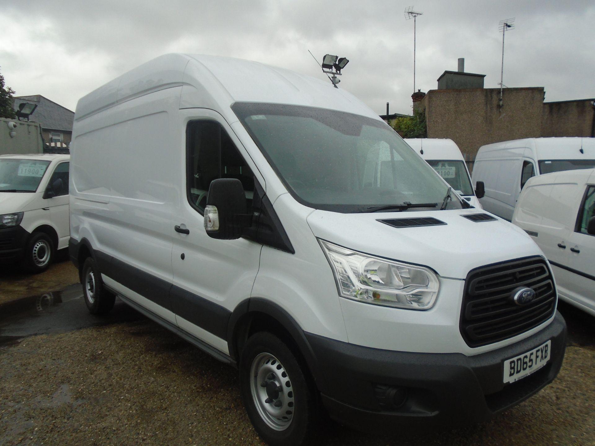 2015 Ford Transit 2.2 Tdci 125Ps H3 Van (BD65FXB)