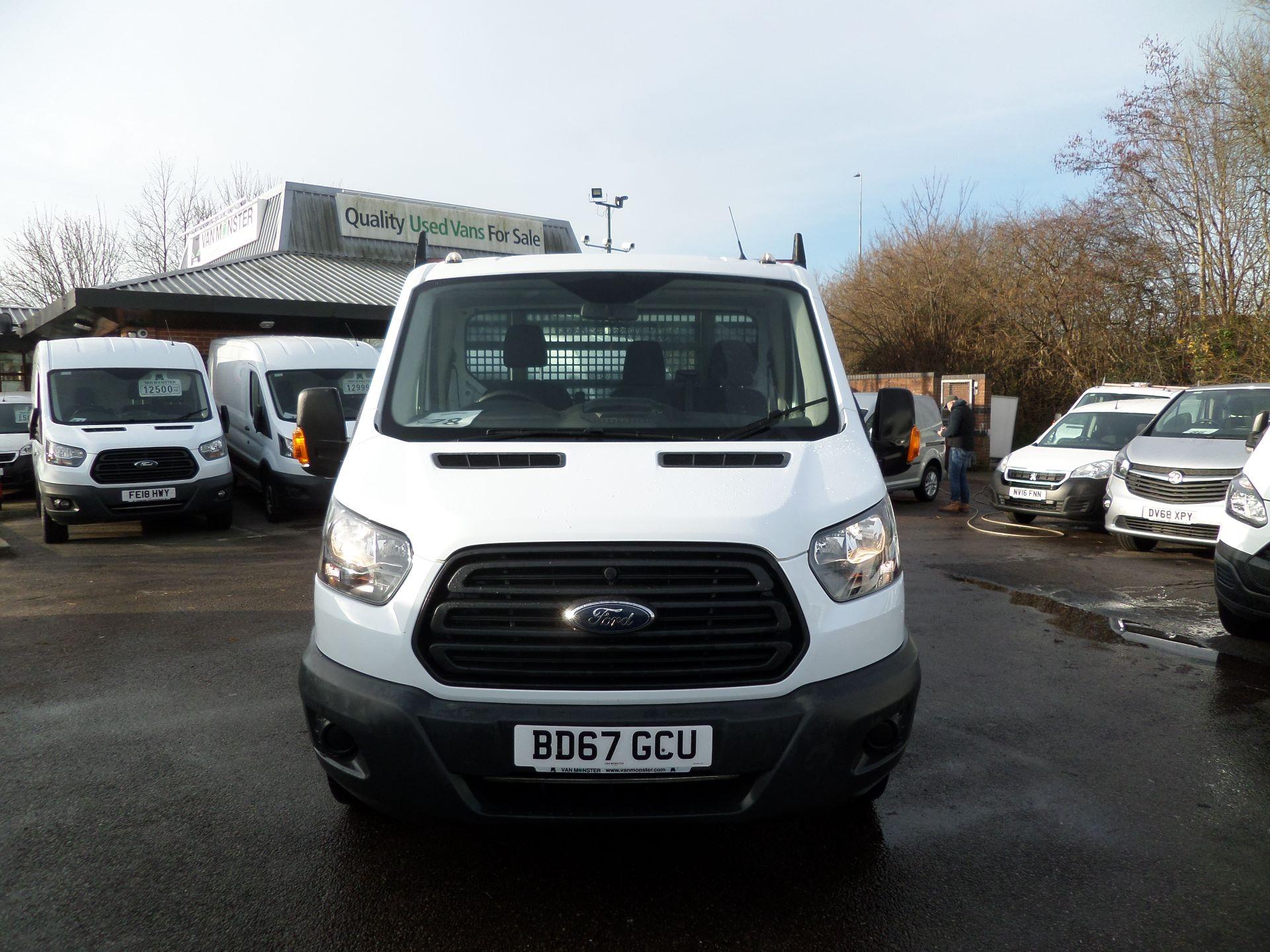 2018 Ford Transit 2.0 Tdci 130Ps Dropside Euro 6 (BD67GCU) Image 7