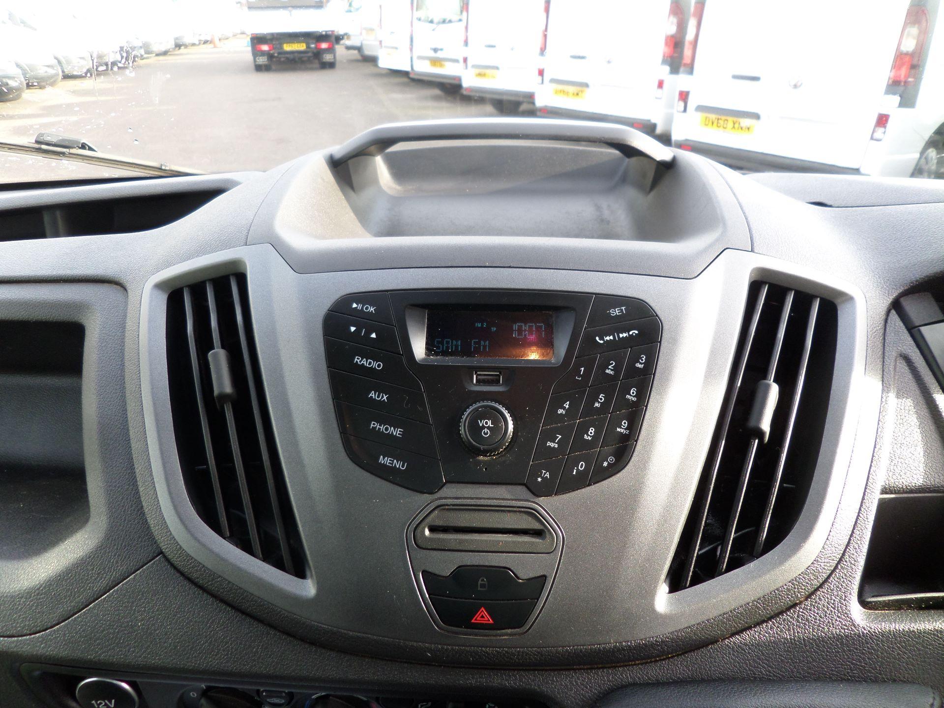 2018 Ford Transit 2.0 Tdci 130Ps Dropside Euro 6 (BD67GCU) Image 9