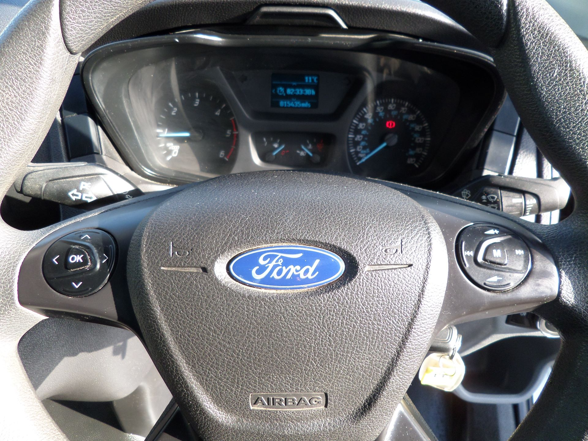 2018 Ford Transit 2.0 Tdci 130Ps Dropside Euro 6 (BD67GCU) Image 11