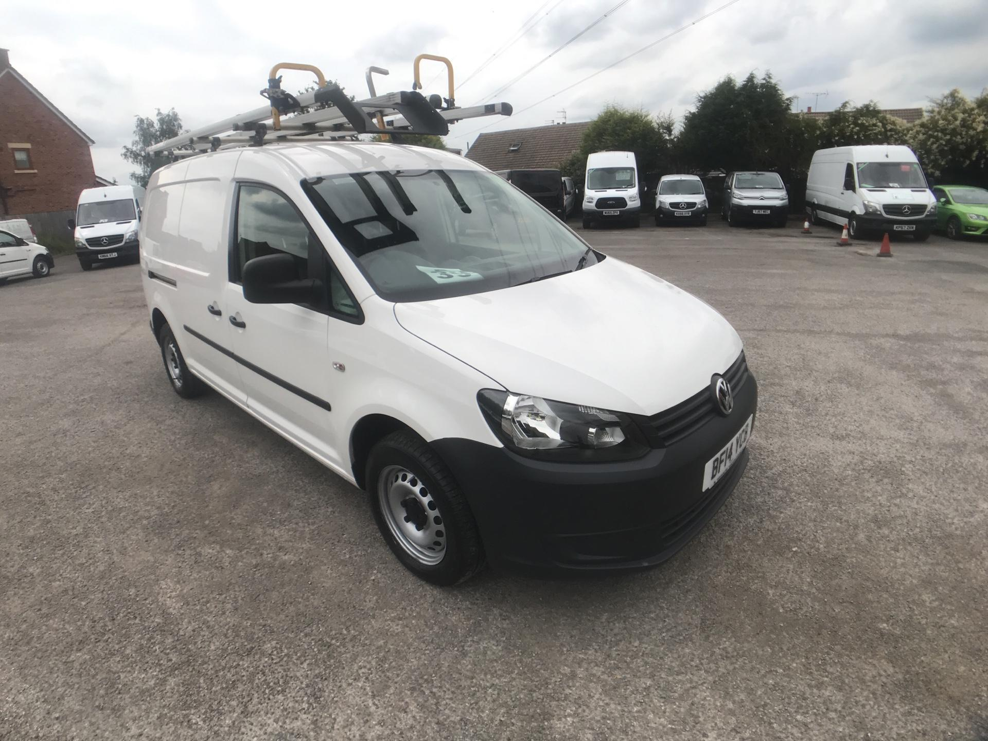 2014 Volkswagen Caddy Maxi 1.6 BLUEMOTION 102PS STARTLINE EURO 5 (BF14YCD)