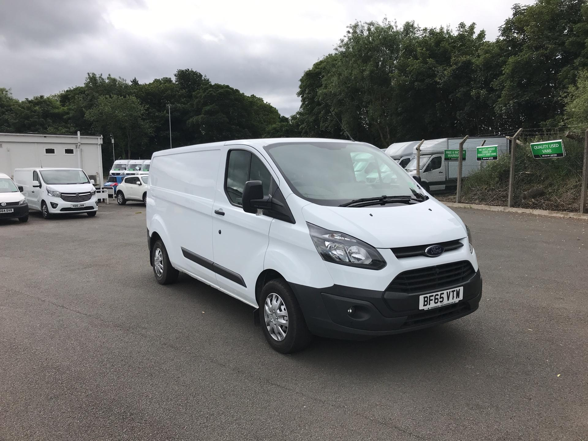 2015 Ford Transit Custom  290 L2 DIESEL FWD 2.2 TDCI 125PS LOW ROOF EURO 5 (BF65VTW)