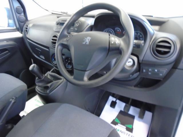 2015 Peugeot Bipper 1.3 Hdi 75 Professional [Non Start/Stop] (BG15DTN) Image 34
