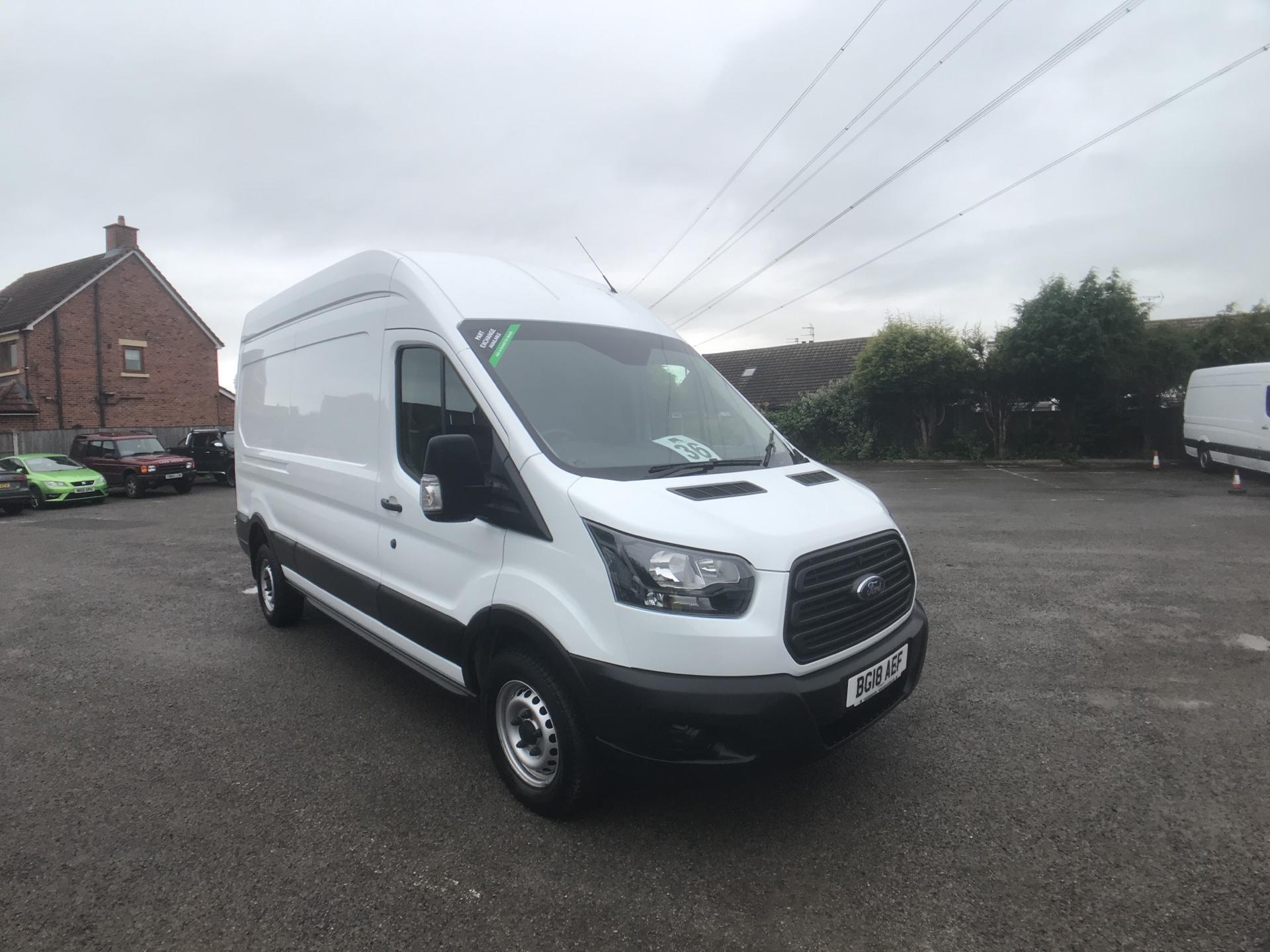 2018 Ford Transit 350  L3 H3 VAN 130PS EURO 6 (BG18AEF)