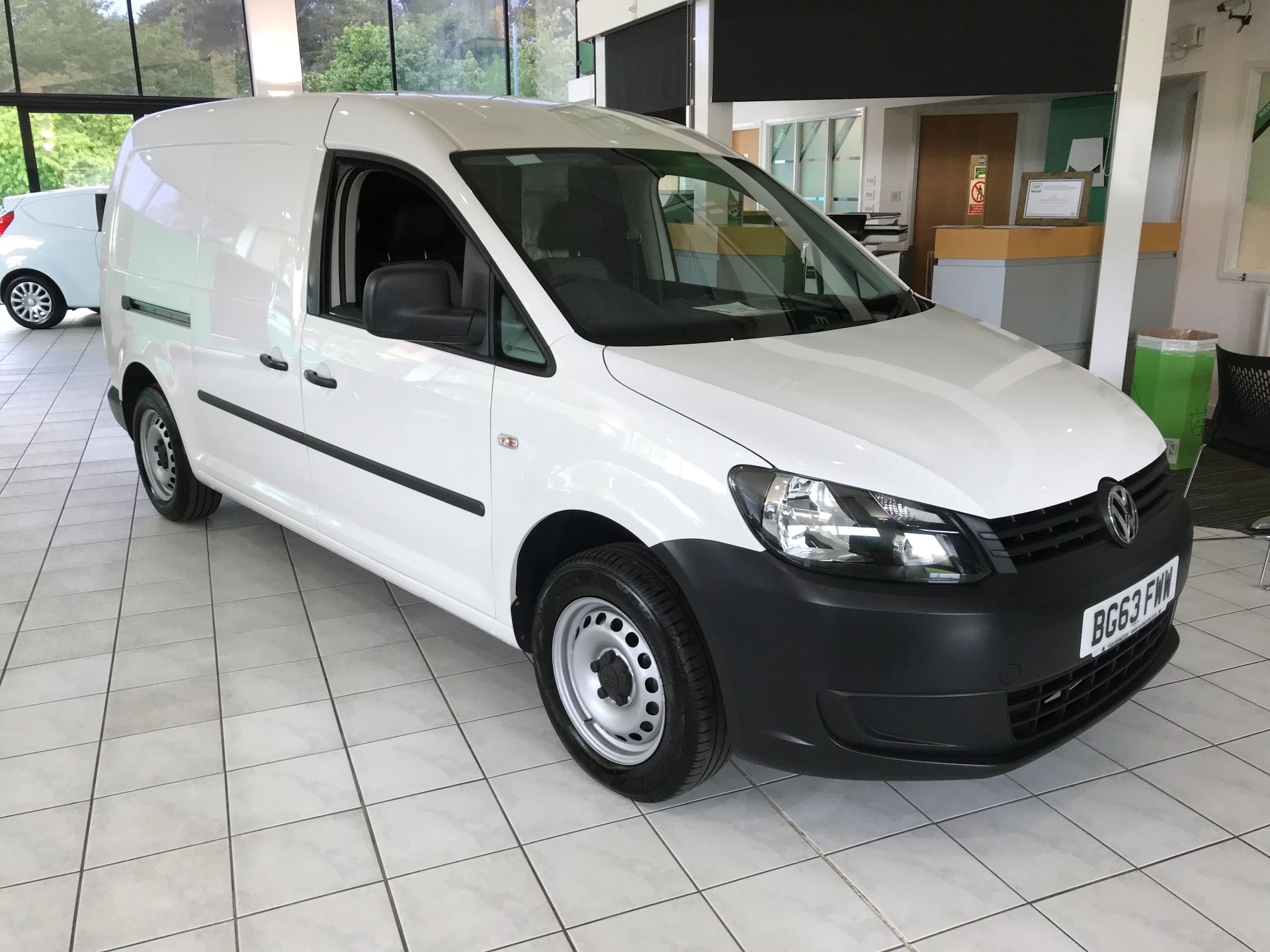 2014 Volkswagen Caddy Maxi 1.6 102PS BLUEMOTION TECH 102 STARTLINE  *VALUE RANGE VEHICLE CONDITION REFLECTED IN PRICE* (BG63FWW)