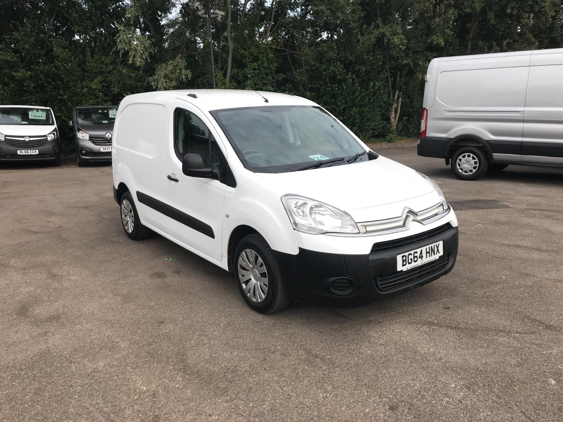 2014 Citroen Berlingo  L1 DIESEL 1.6 HDI 625KG ENTERPRISE 75PS EURO 4/5 (BG64HNX)