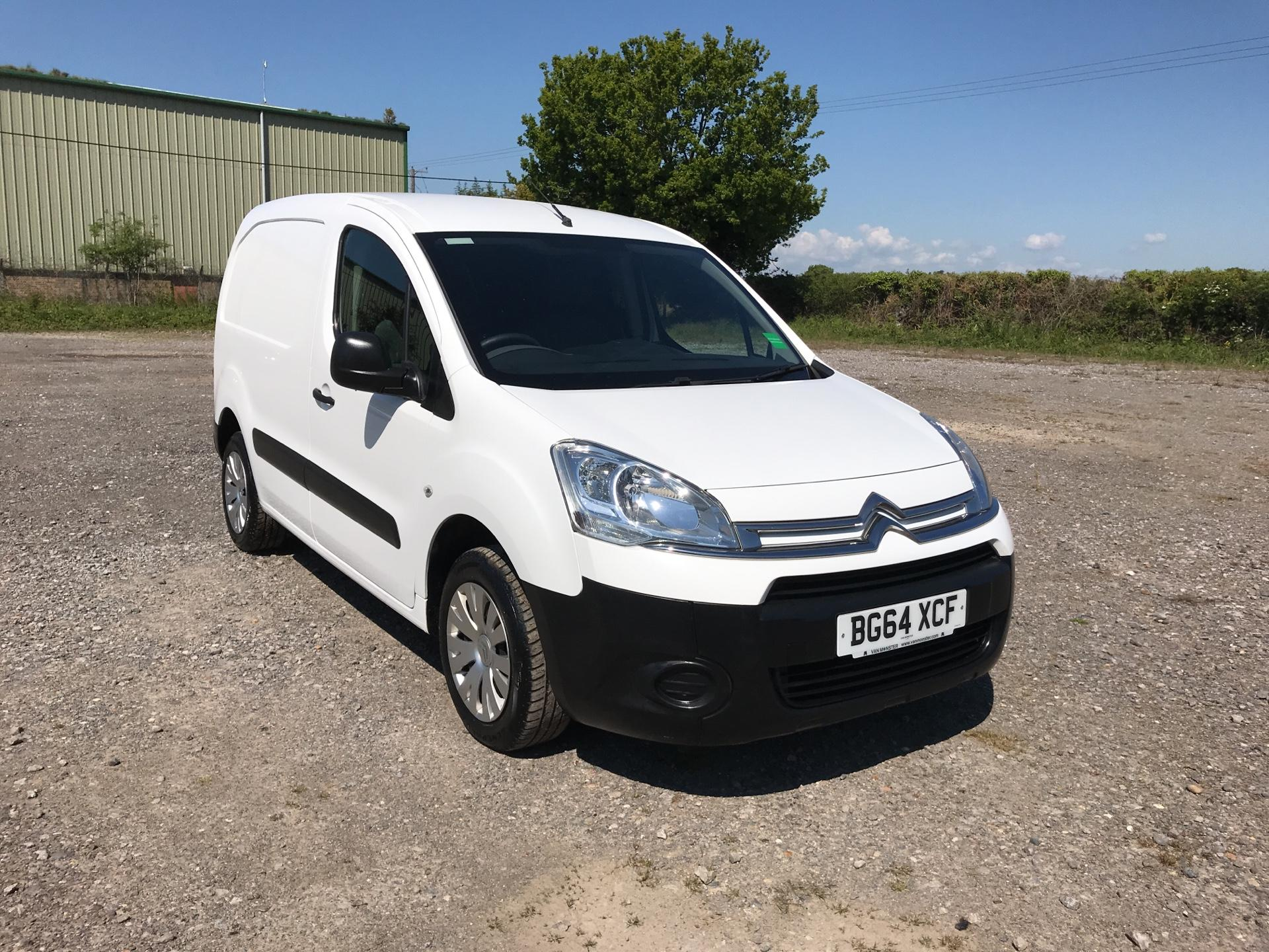 2014 Citroen Berlingo 1.6 Hdi 850Kg X 90Ps [Sld] (BG64XCF)