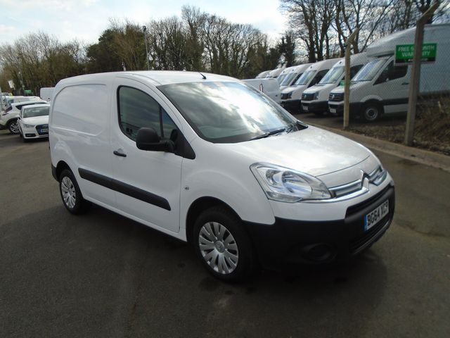 2014 Citroen Berlingo 625 X L1 Hdi 90PS (BG64XCP)