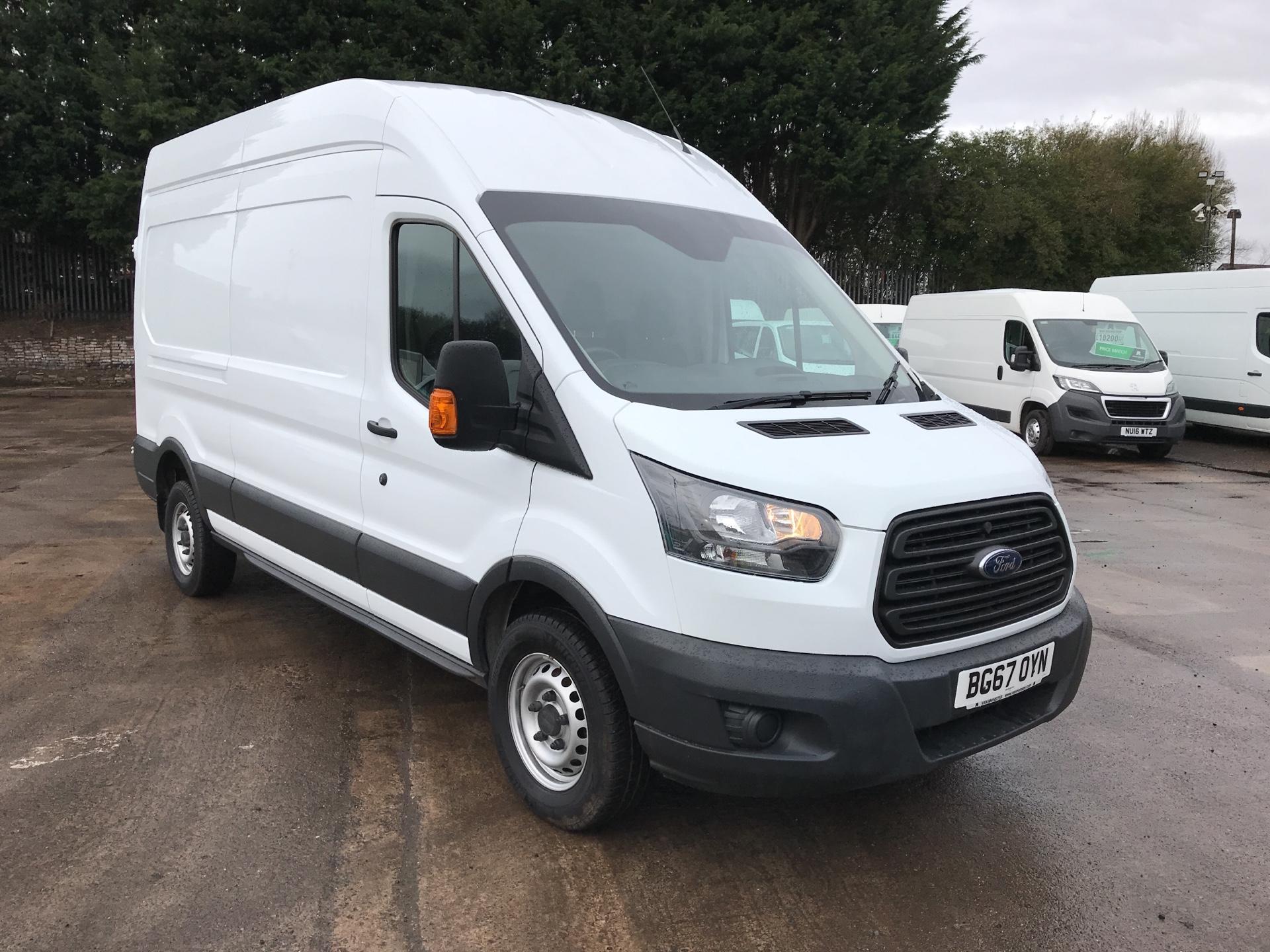 2017 Ford Transit 350 L3 H3 130PS VAN EURO 6 (BG67OYN)