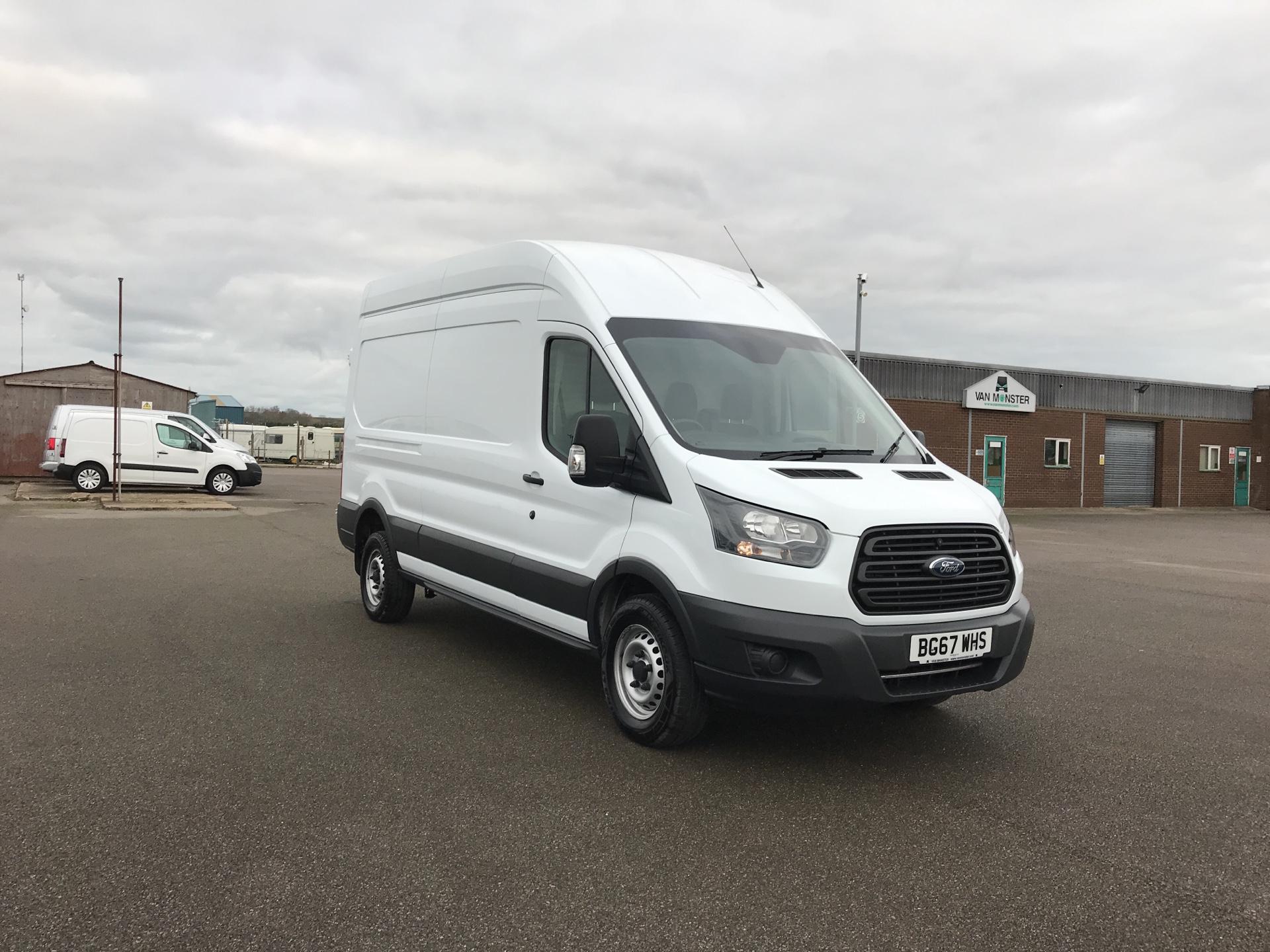 2017 Ford Transit L3 H3 VAN 130PS EURO 6 (BG67WHS)
