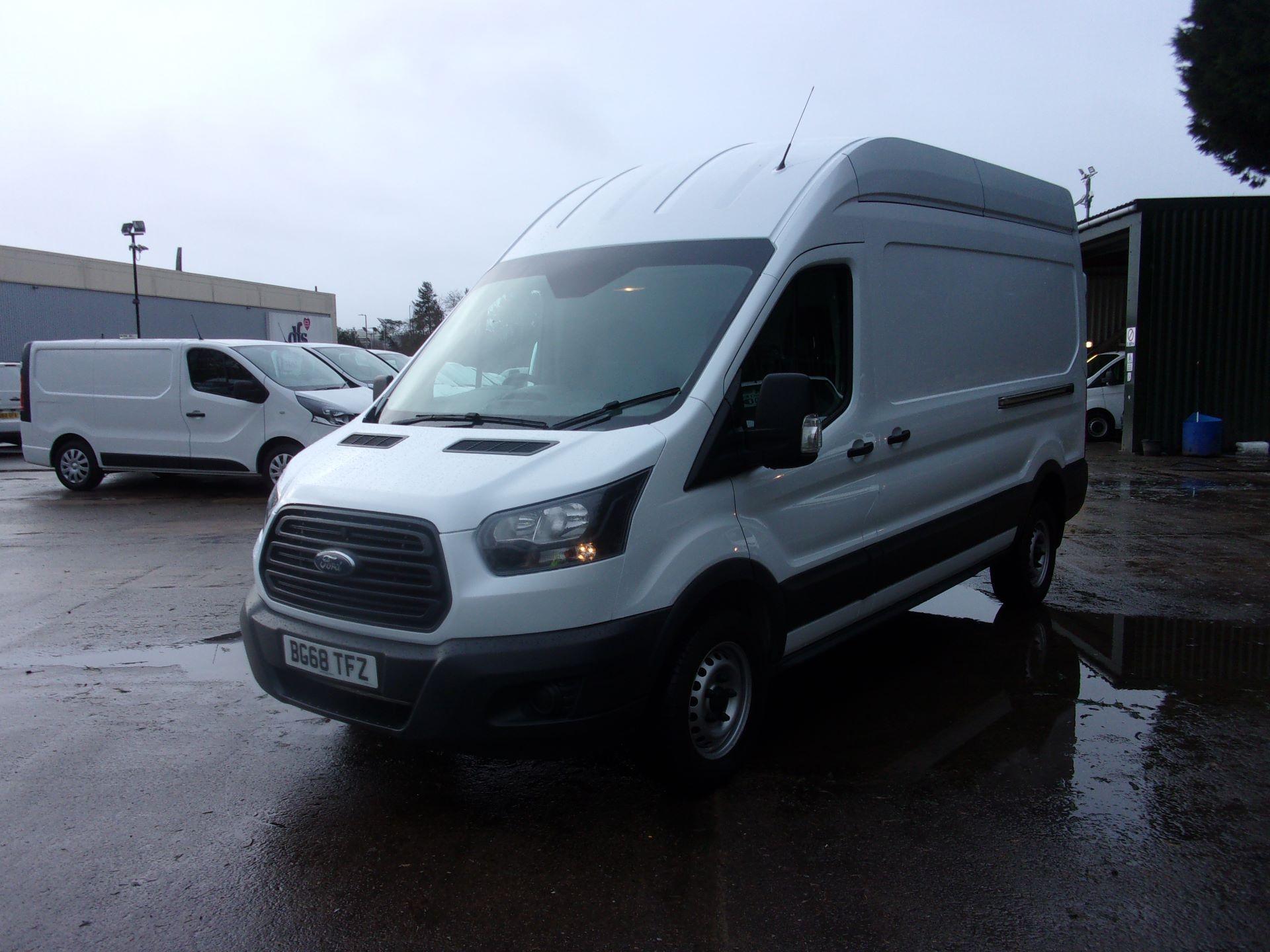 2018 Ford Transit 350 L3 H3 130PS VAN EURO 6 (BG68TFZ)