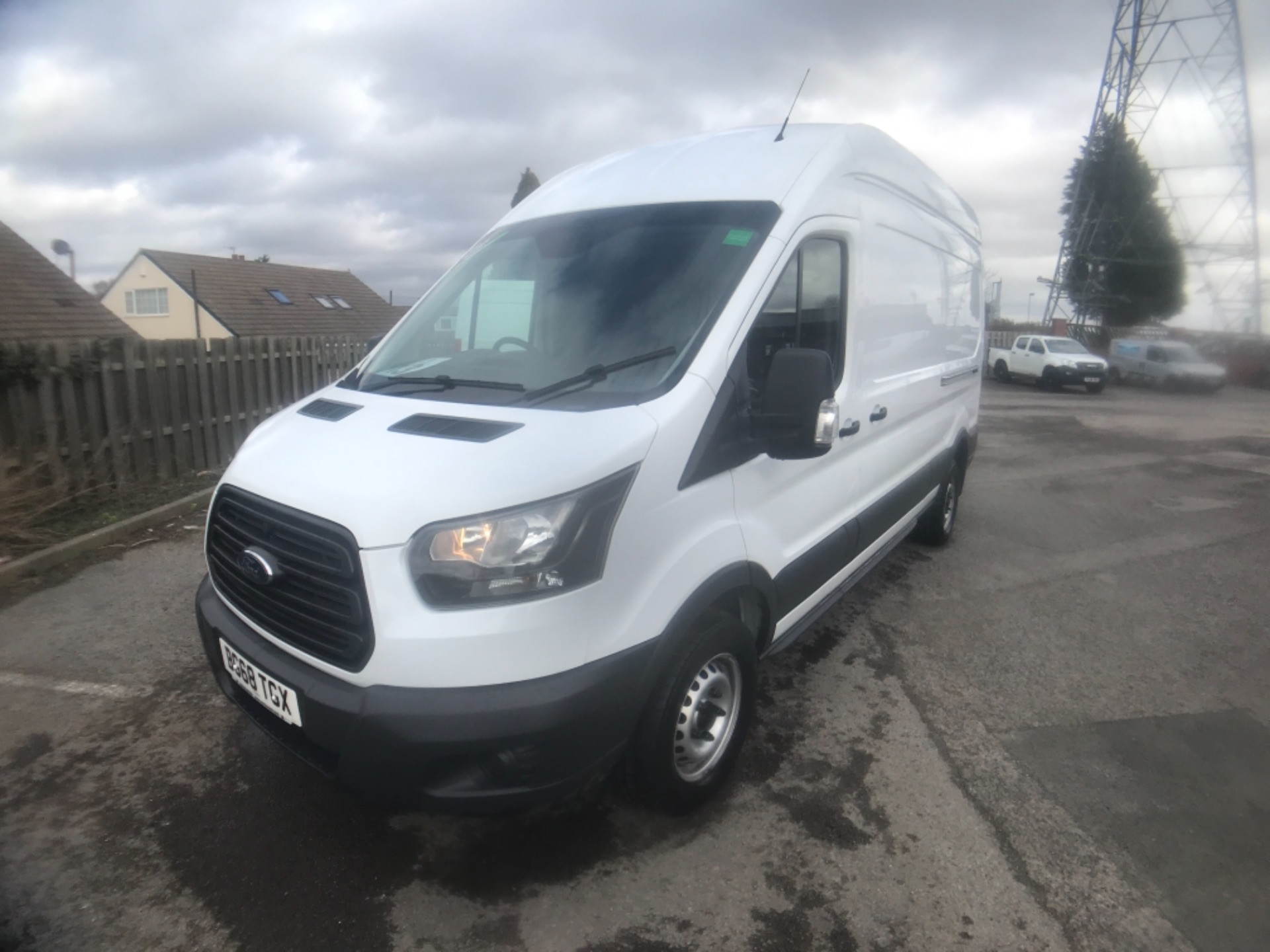 2018 Ford Transit L3 H3 VAN 130PS EURO 6 (BG68TGX) Image 3