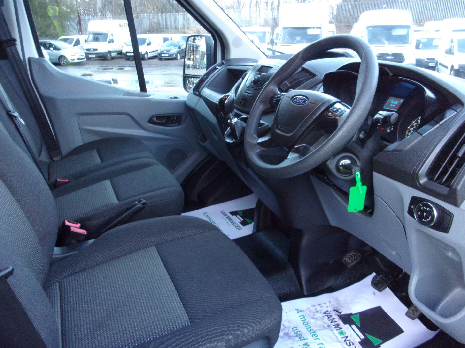 2018 Ford Transit 350 L3 H3 130PS VAN EURO 6 (BG68TLF) Image 2