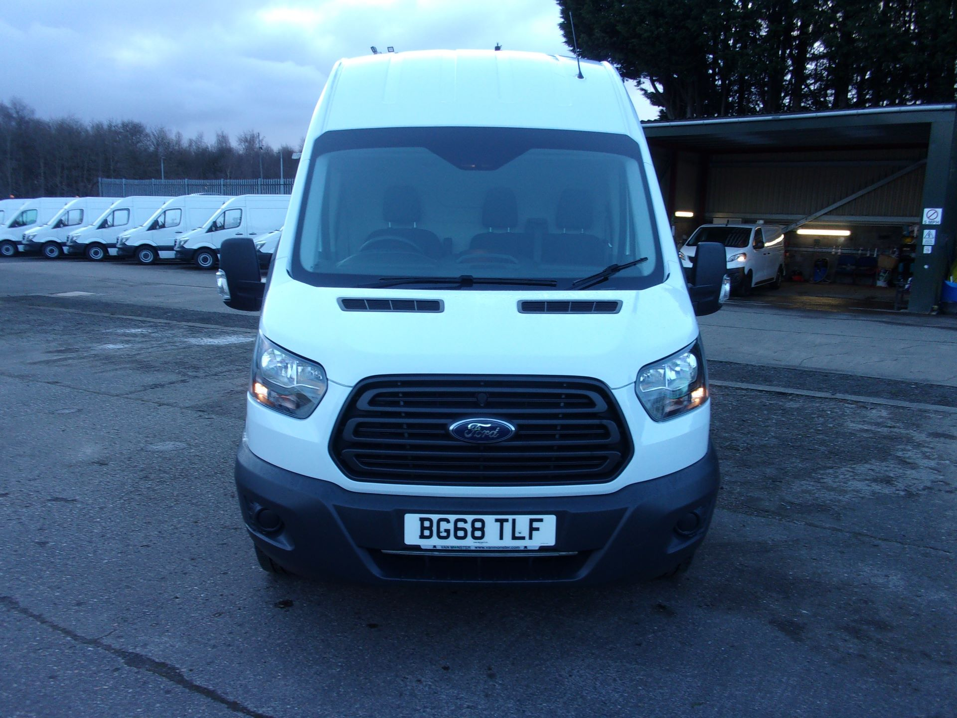 2018 Ford Transit 350 L3 H3 130PS VAN EURO 6 (BG68TLF) Image 15