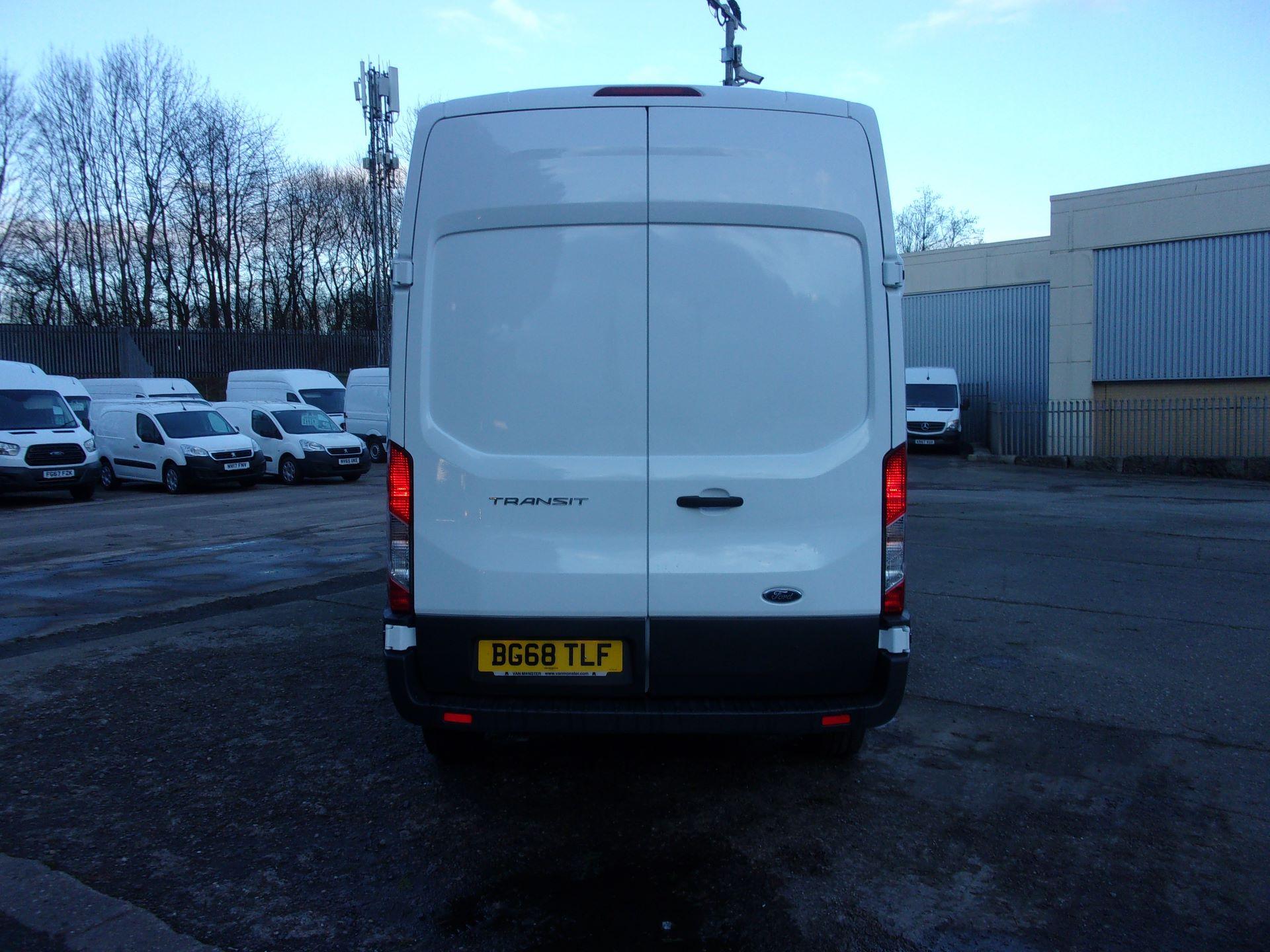2018 Ford Transit 350 L3 H3 130PS VAN EURO 6 (BG68TLF) Image 10