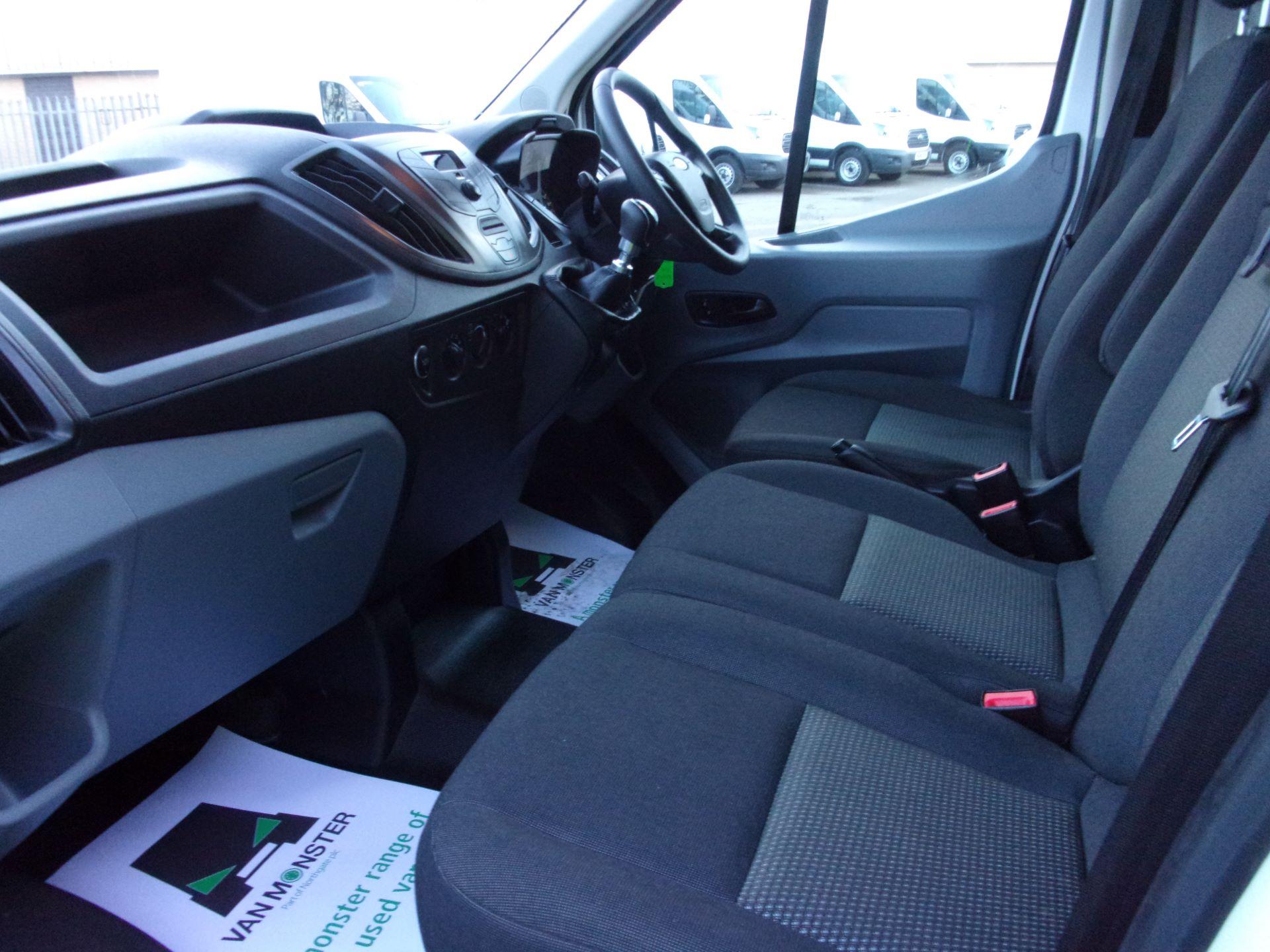 2018 Ford Transit 350 L3 H3 130PS VAN EURO 6 (BG68TLF) Image 13