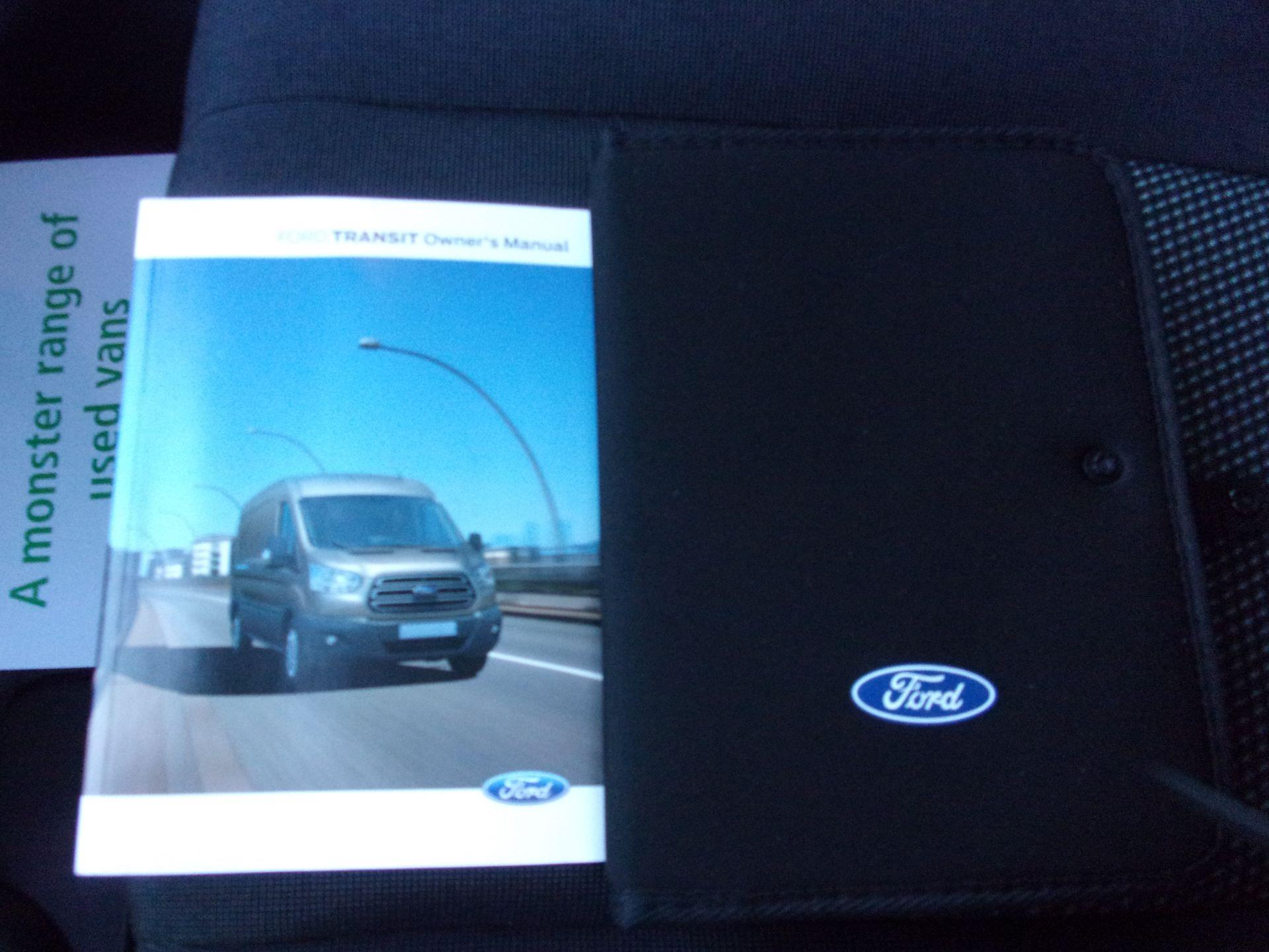 2018 Ford Transit 350 L3 H3 130PS VAN EURO 6 (BG68TLF) Image 22