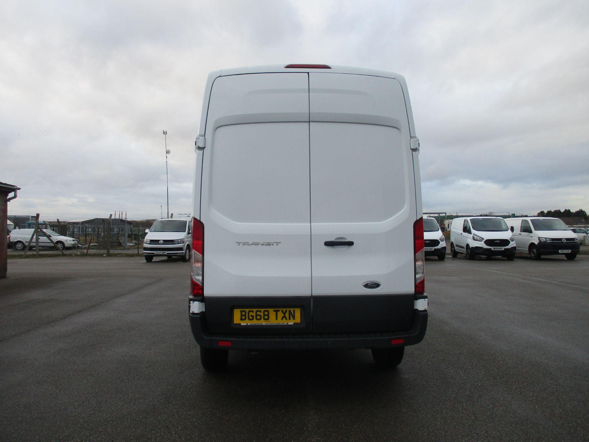 2018 Ford Transit 350 L3 H3 VAN 130PS EURO 6 (BG68TXN) Image 6