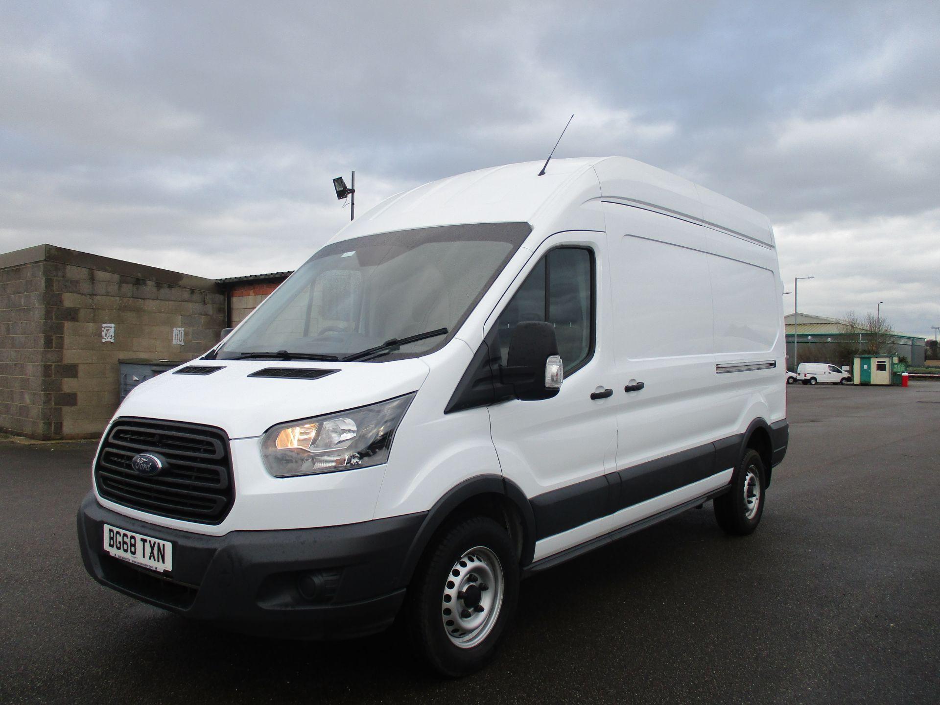 2018 Ford Transit 350 L3 H3 VAN 130PS EURO 6 (BG68TXN) Image 3