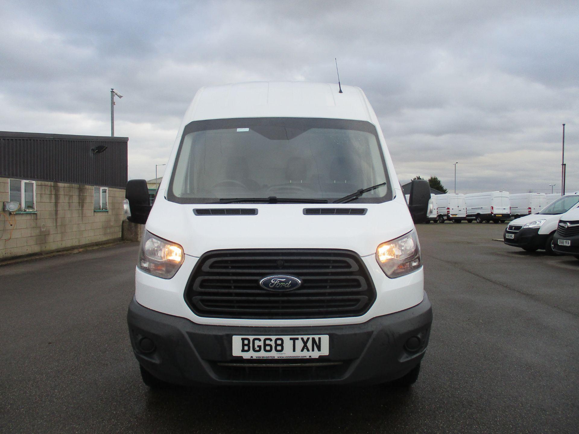 2018 Ford Transit 350 L3 H3 VAN 130PS EURO 6 (BG68TXN) Image 2