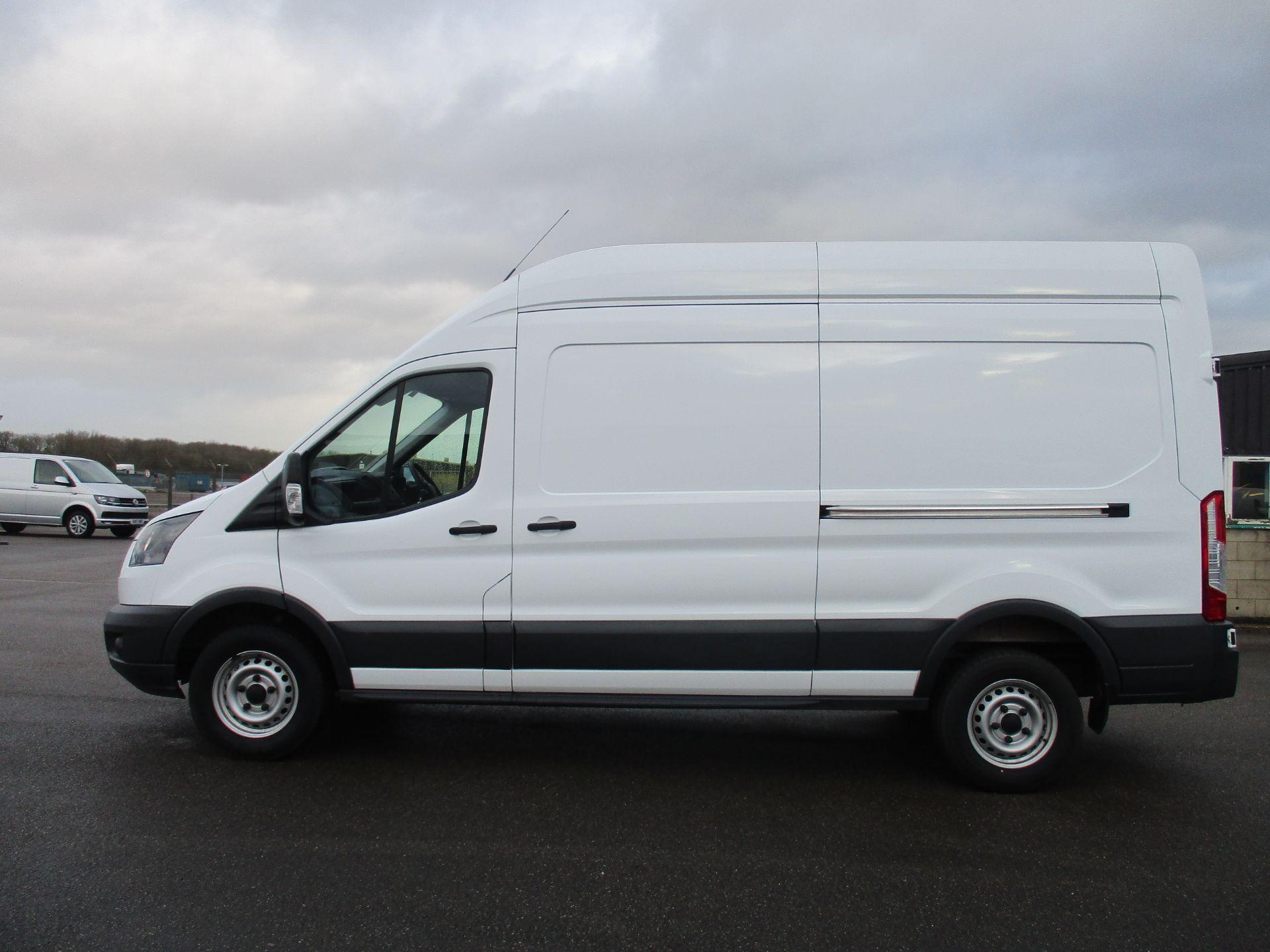 2018 Ford Transit 350 L3 H3 VAN 130PS EURO 6 (BG68TXN) Image 8